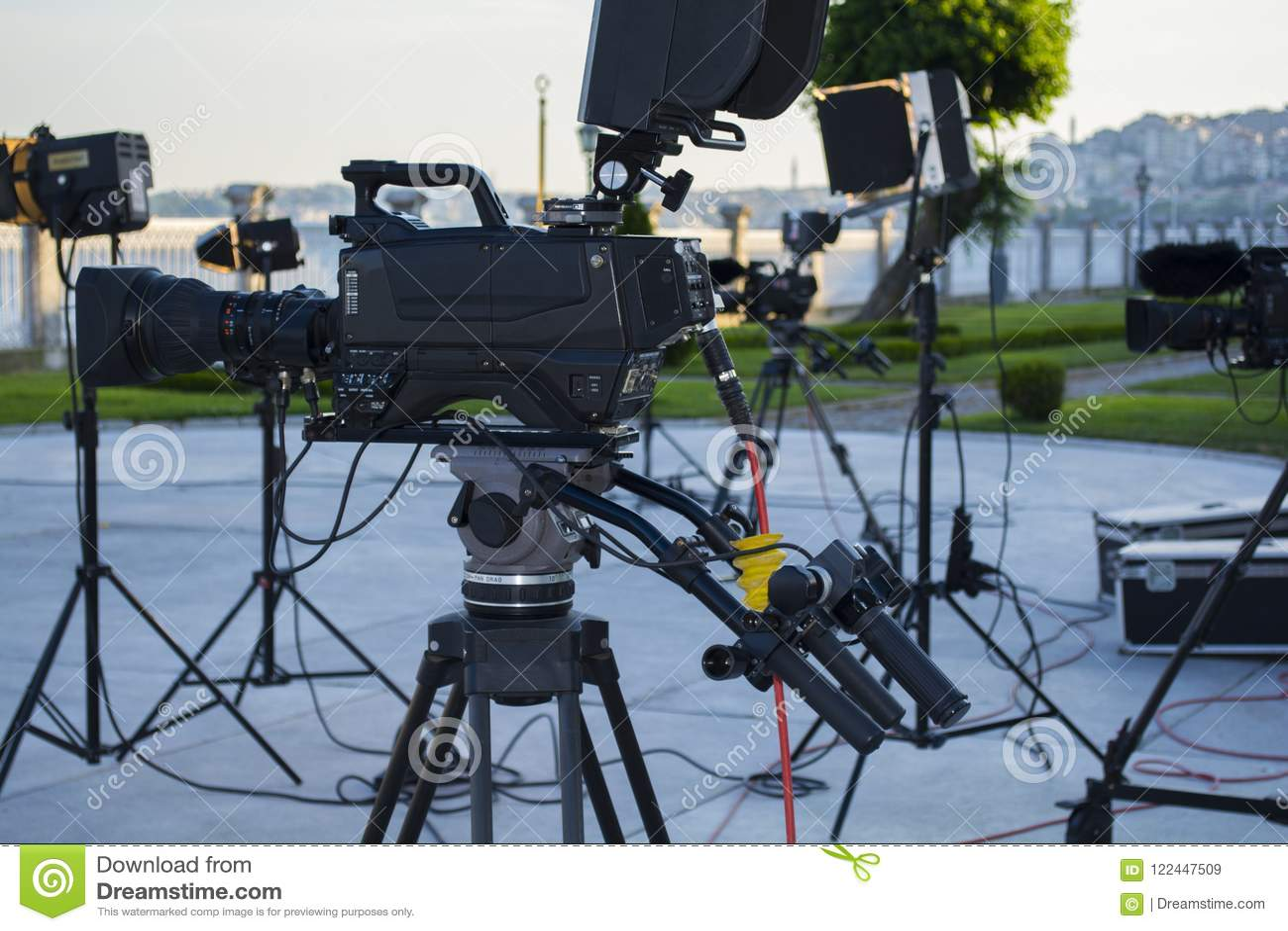 production émission télé