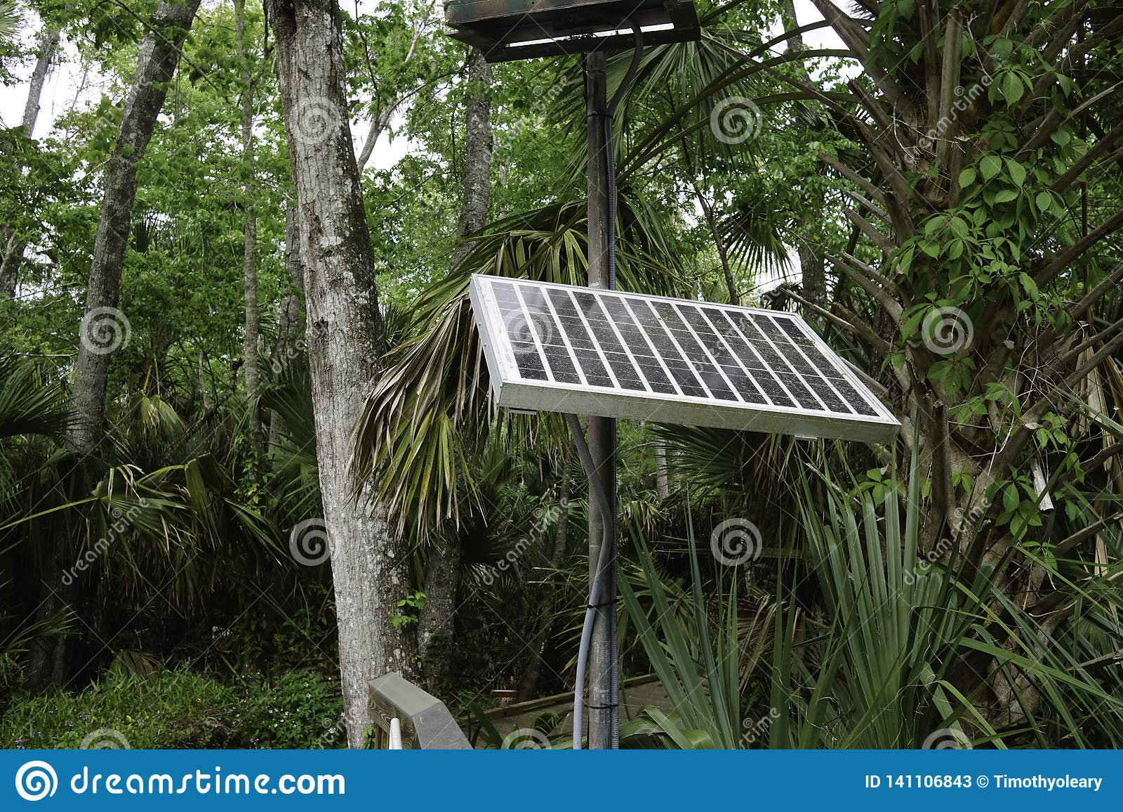 Énergie dérivée des cellules photovoltaïques pour un environnement sûr et compatible avec la nature