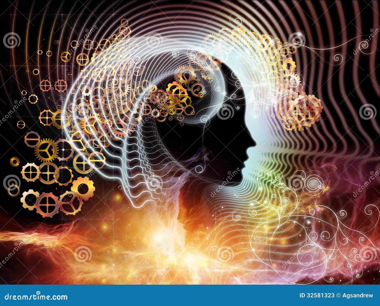 Énergie d esprit humain