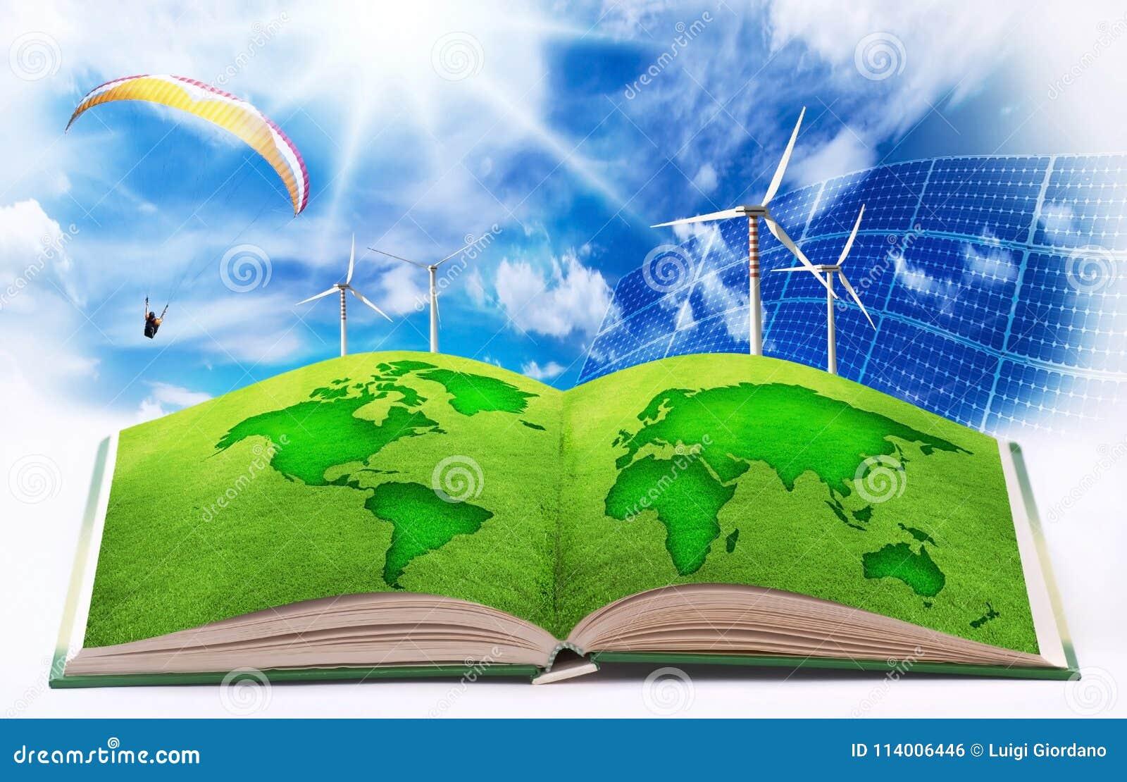 Énergie renouvelable pour un monde propre