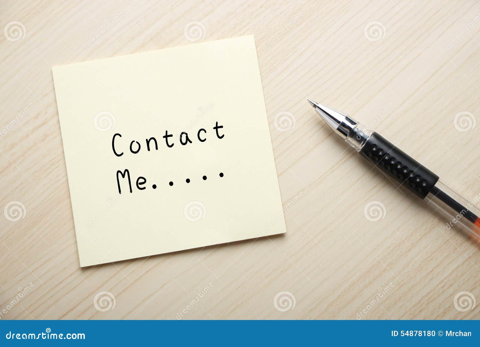 Éntreme en contacto con