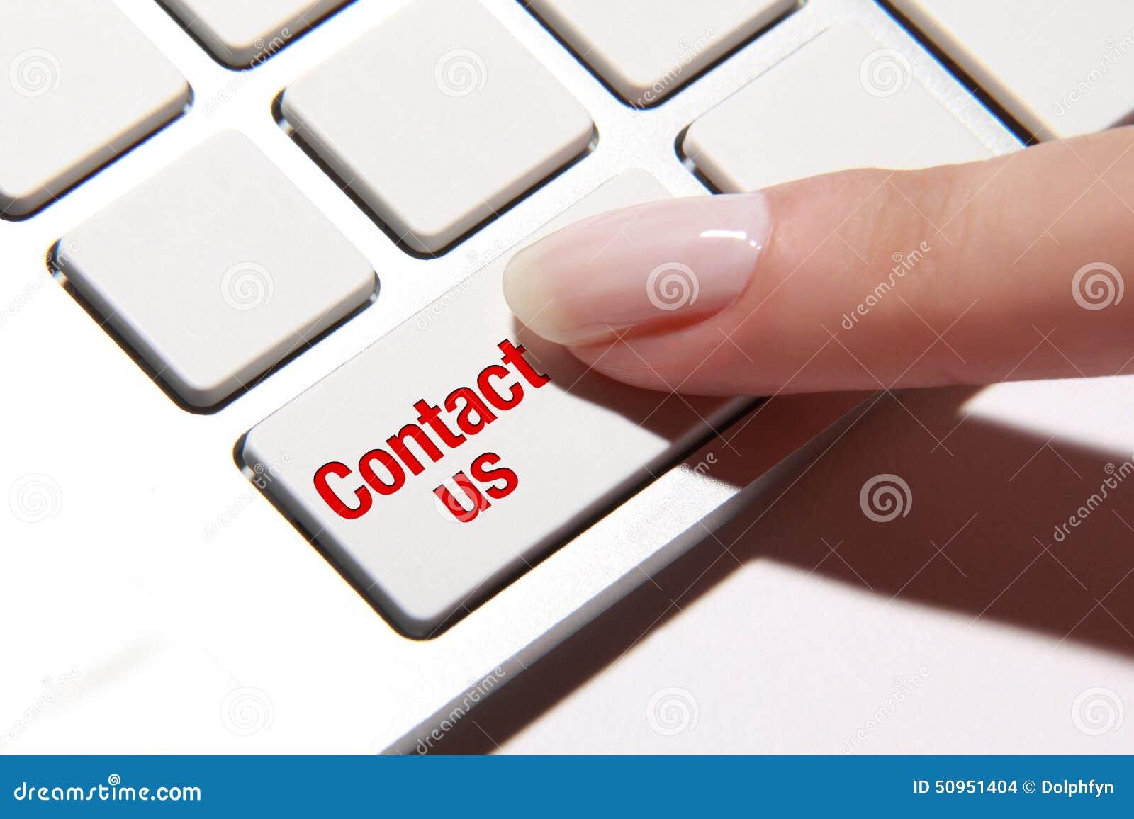 Éntrenos en contacto con botón