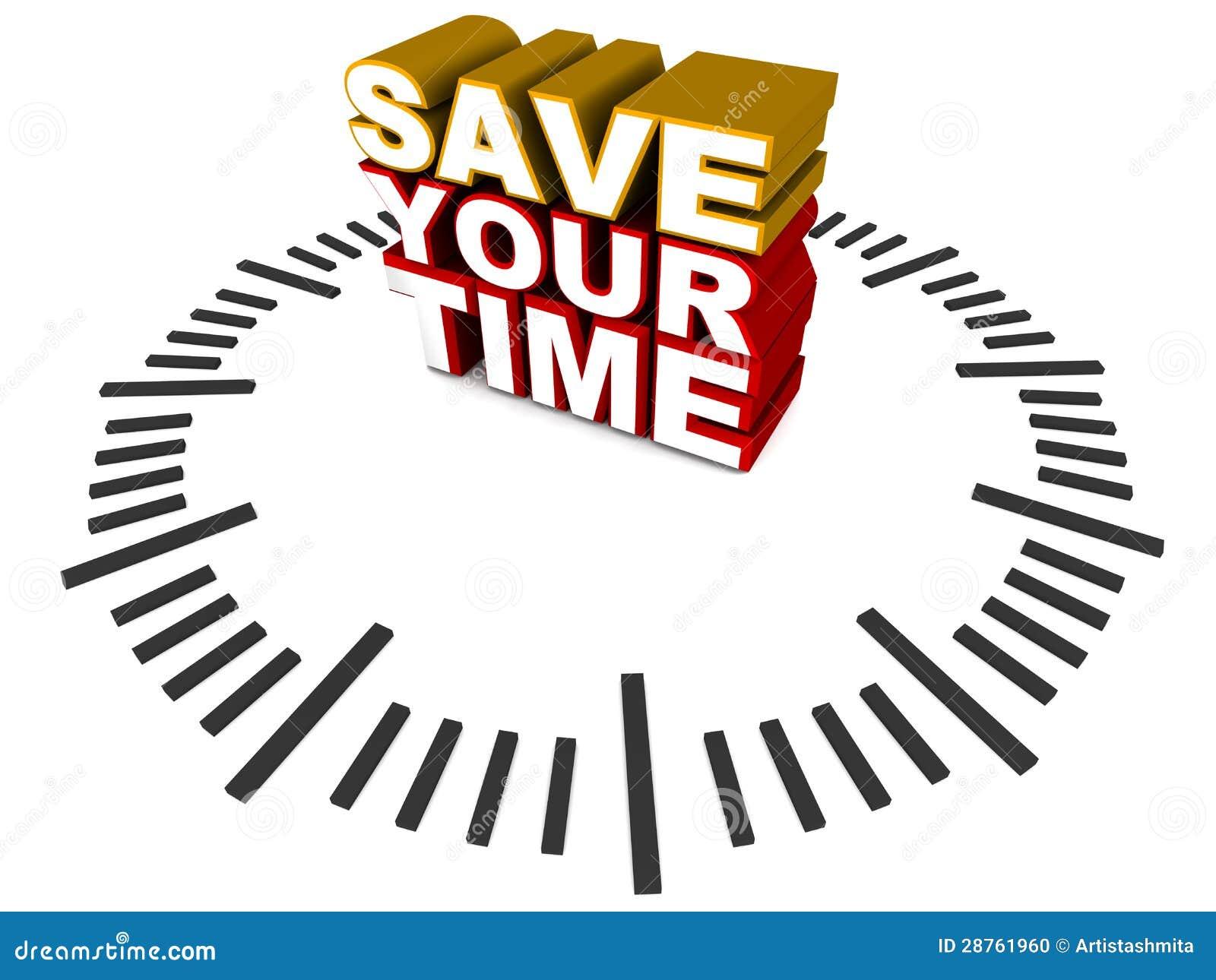 Épargnez votre temps