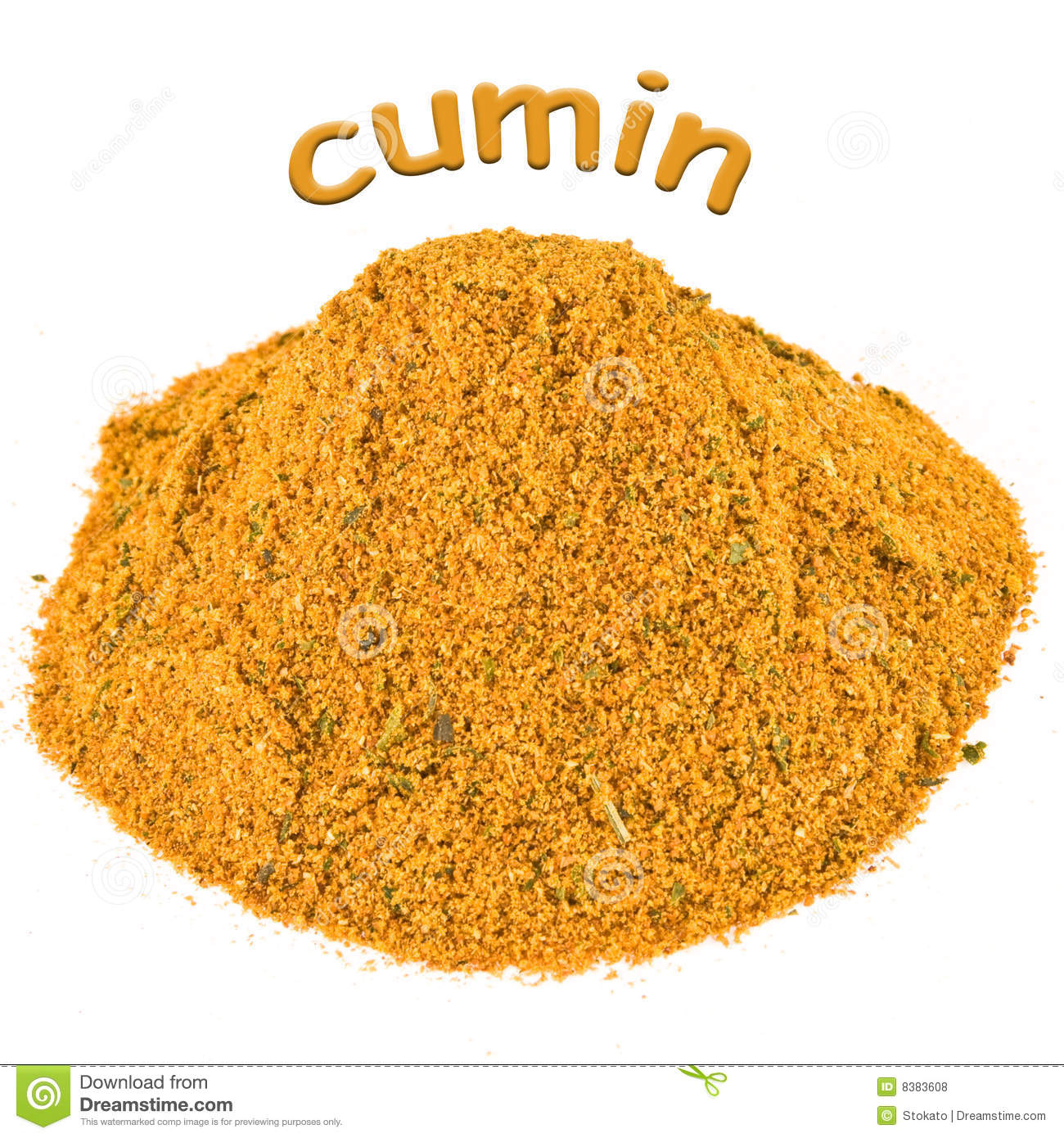 epices cumin