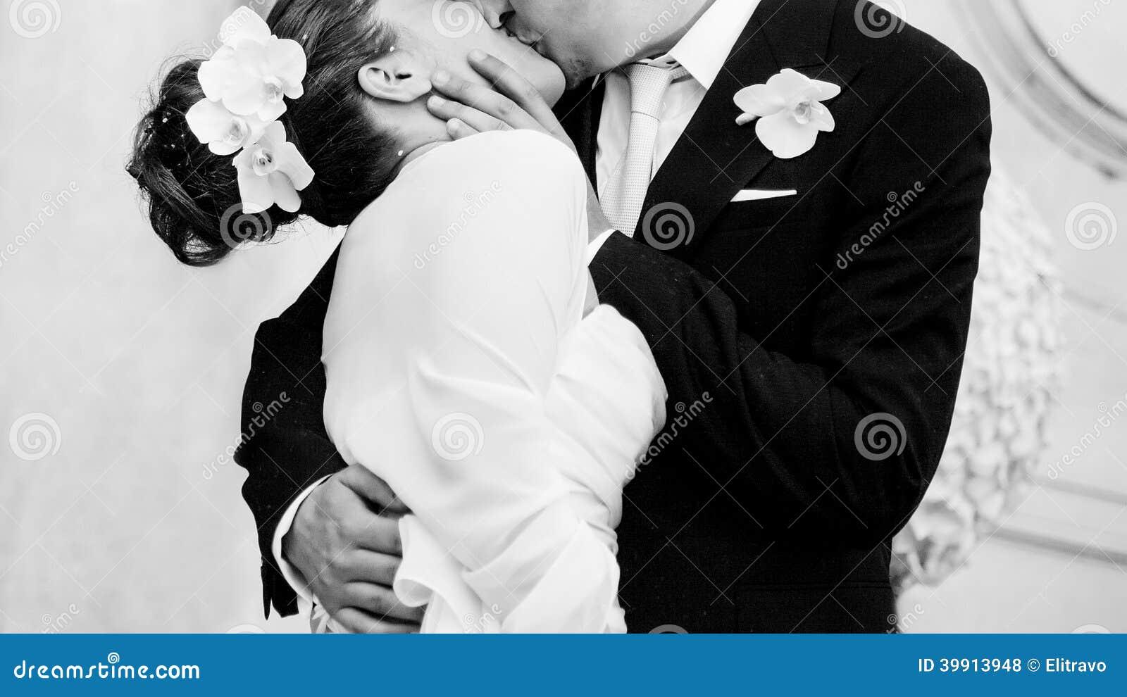 Épouser le baiser