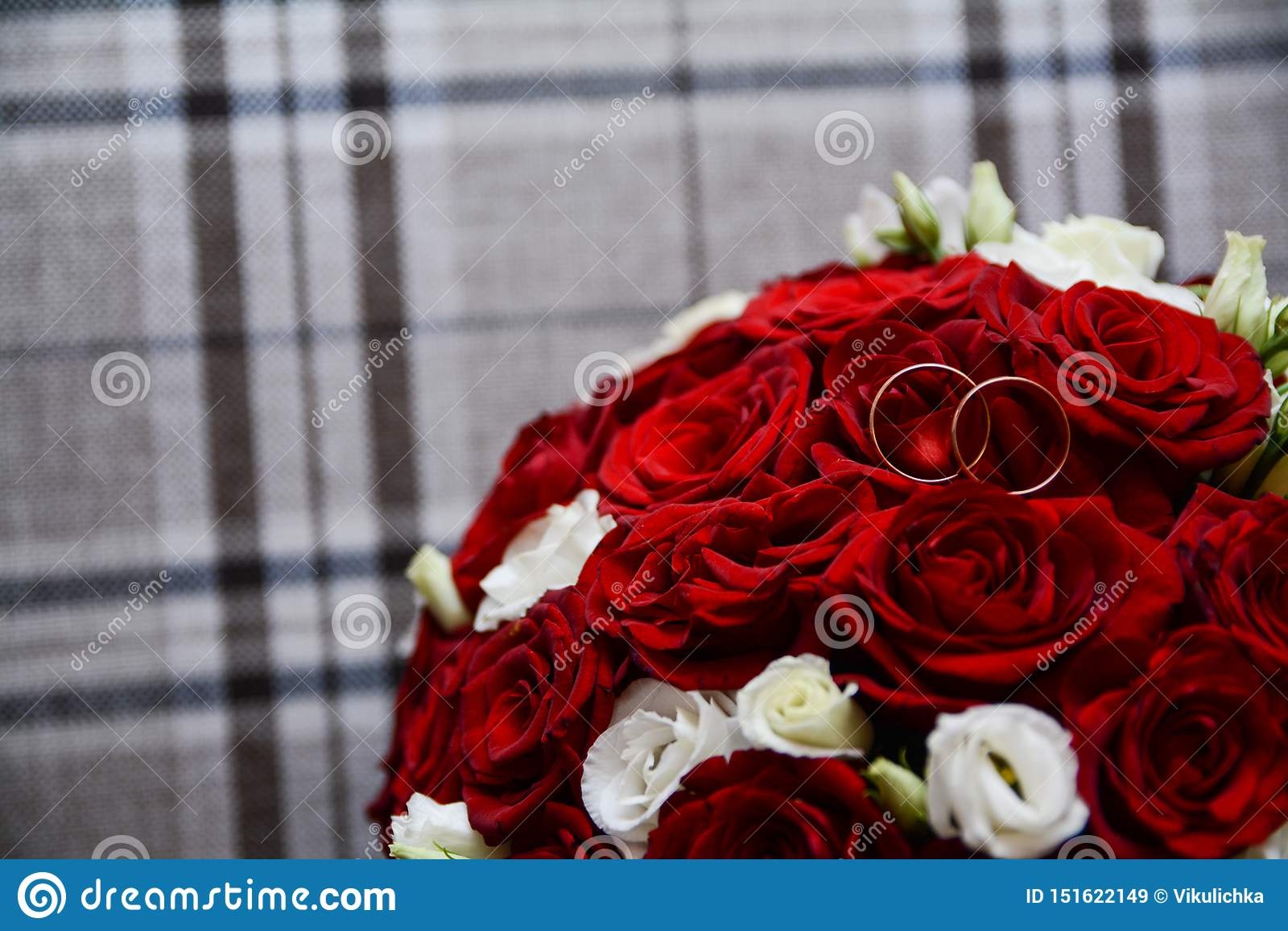 Épouser le bouquet des fleurs, thème de mariage, symbolique des histoires d amour