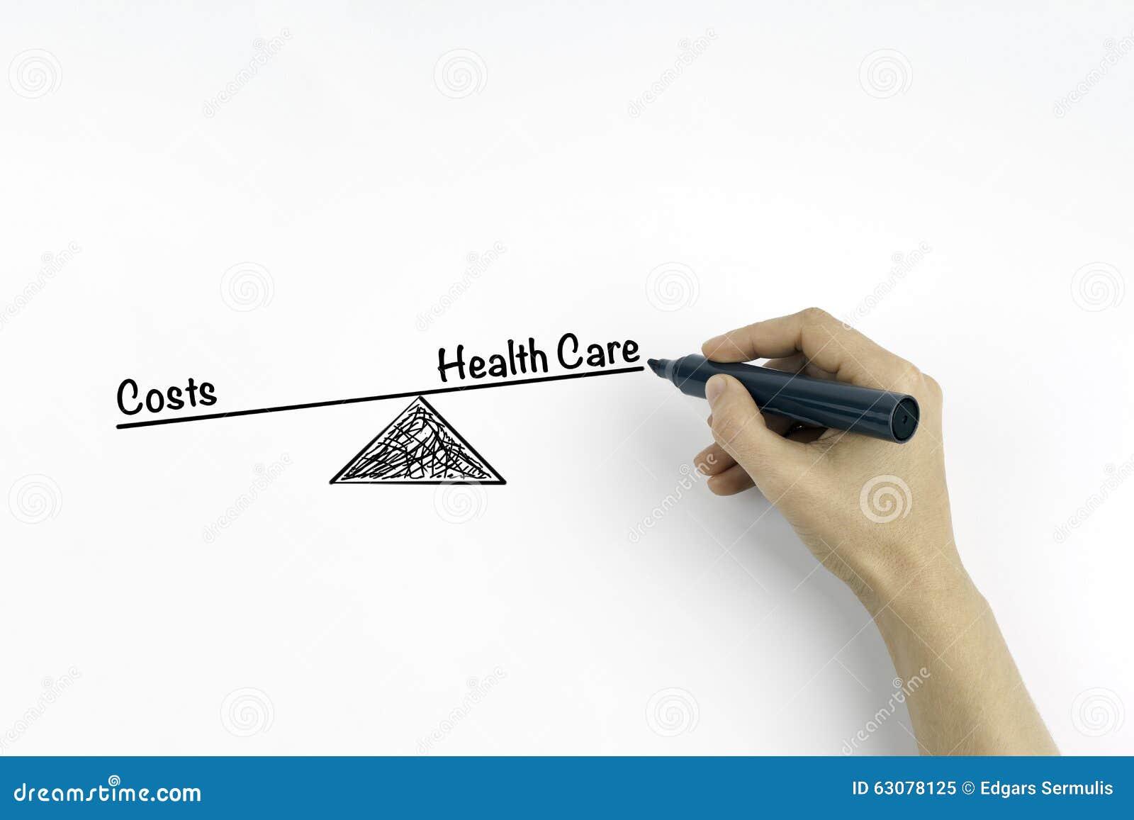 Download Équilibre De Soins De Santé Et De Coûts Image stock - Image du accroissement, fond: 63078125