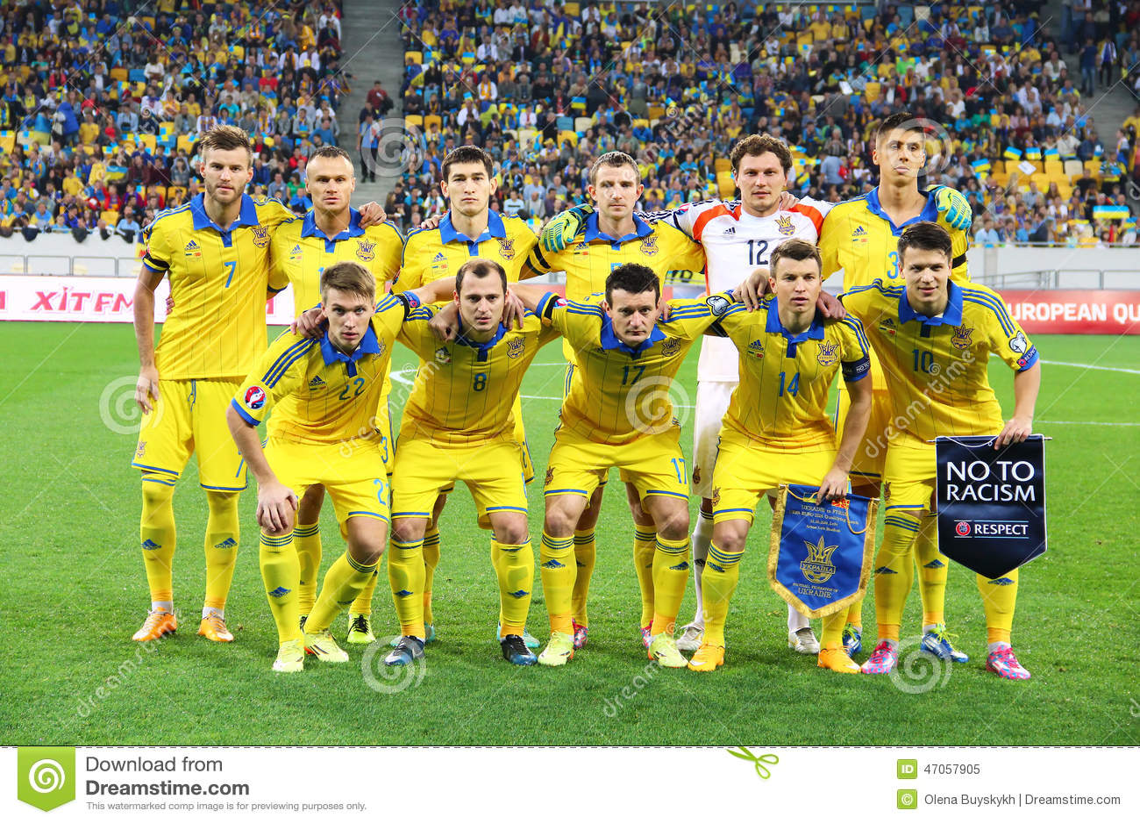 Ukraine - Fiche Equipe - Football - Eurosport