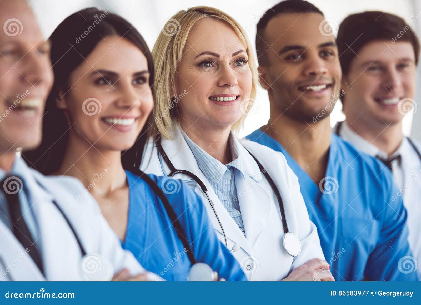 Équipe des médecins