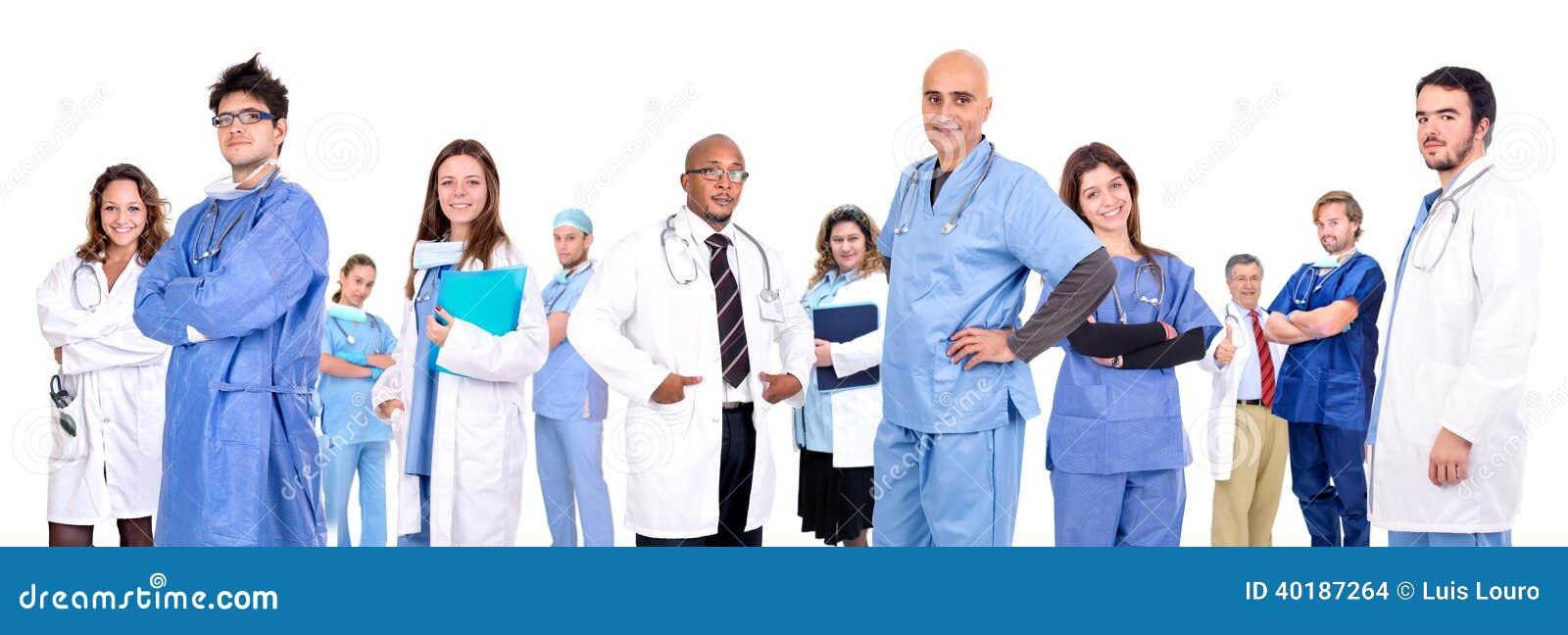 Équipe médicale