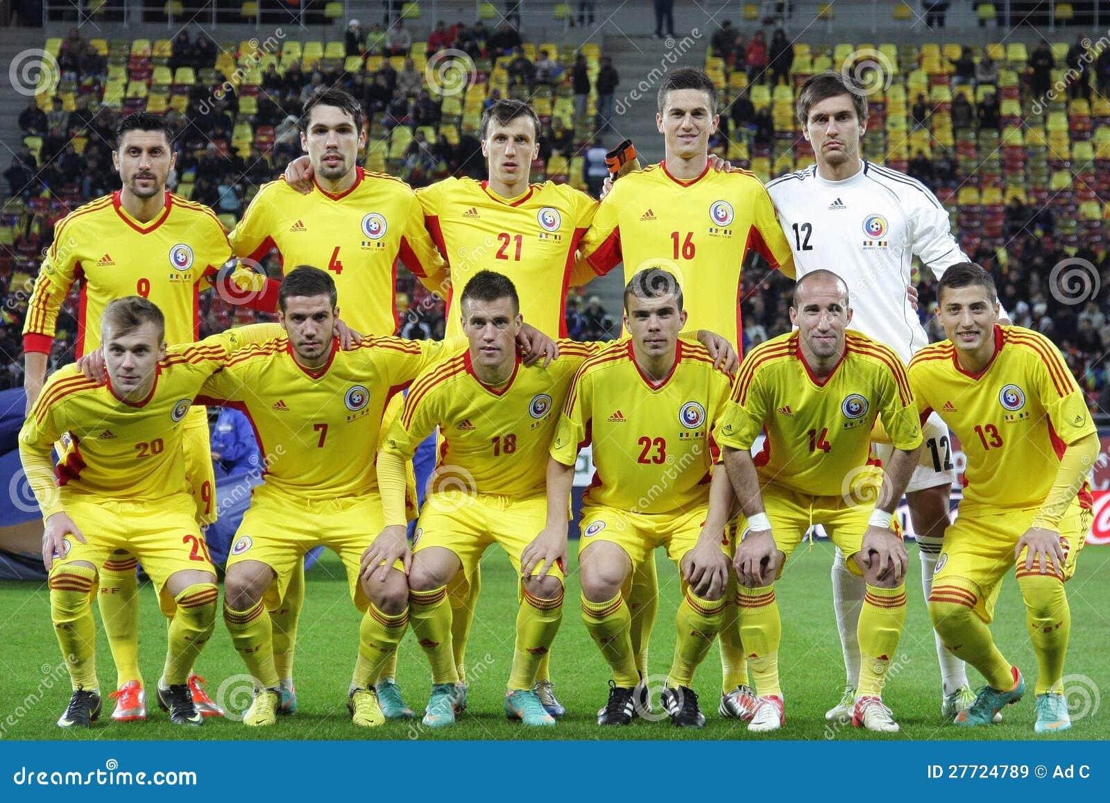Équipe nationale roumaine