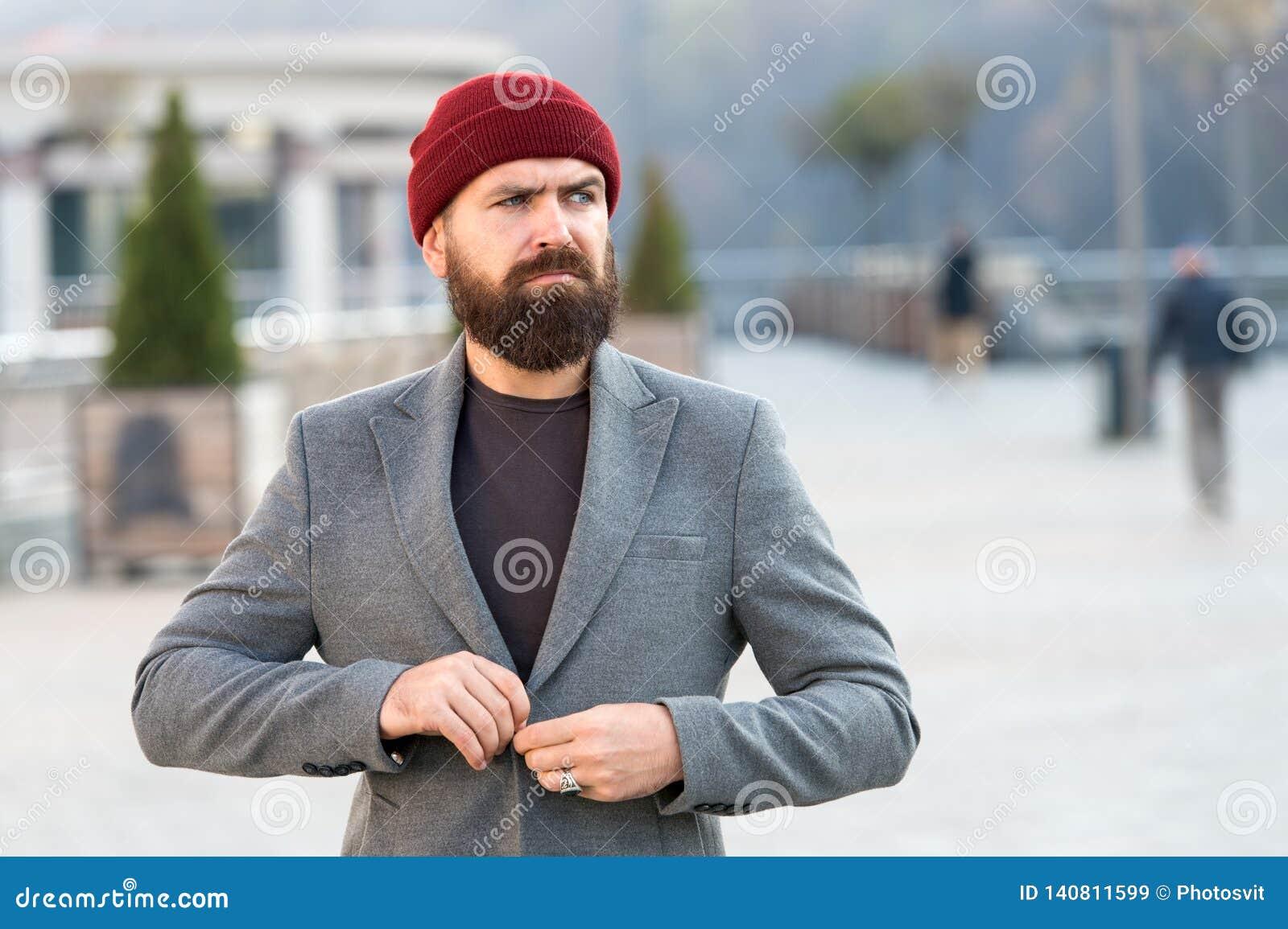 Équipement de hippie et accessoire de chapeau Printemps occasionnel élégant d équipement Vêtements d homme et concept masculin de
