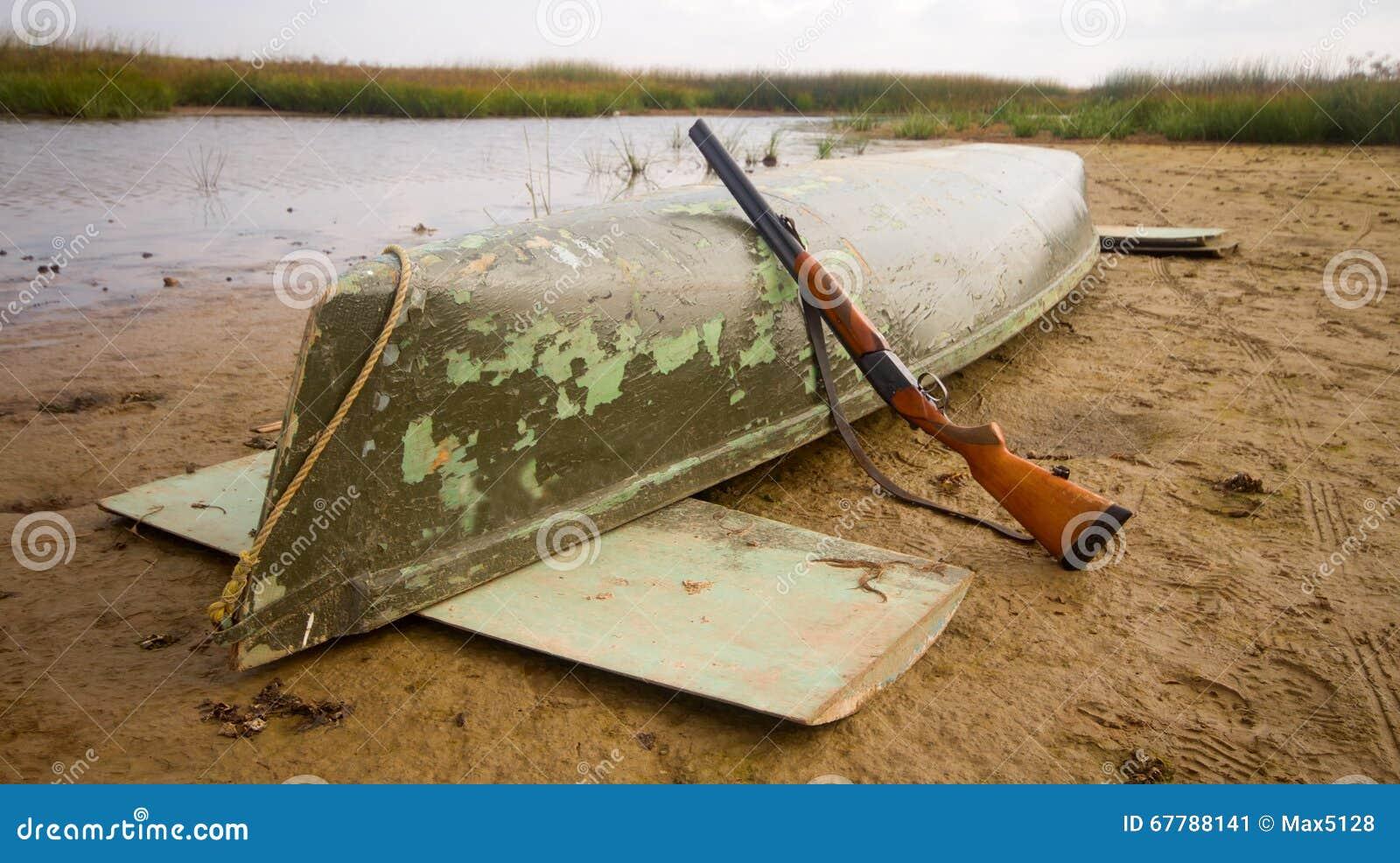 Quipement principal de chasseur peu exigeant de canards - Equipement de chasse ...