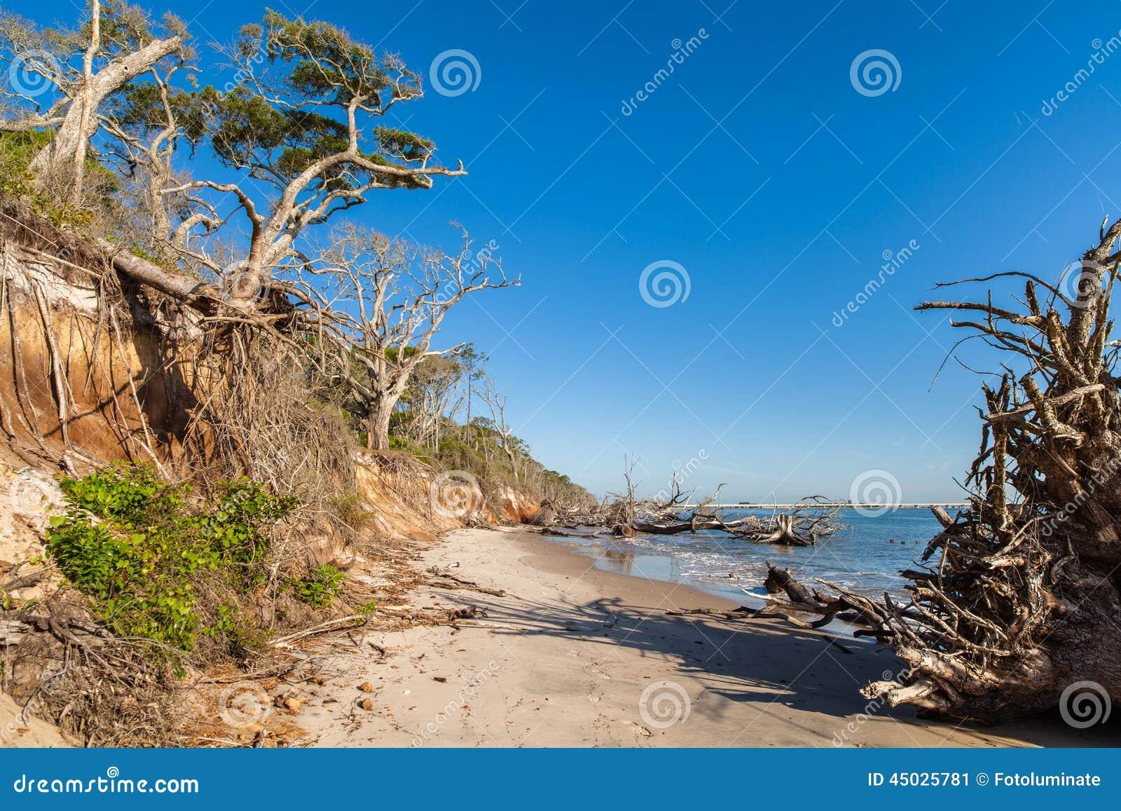Érosion des plages