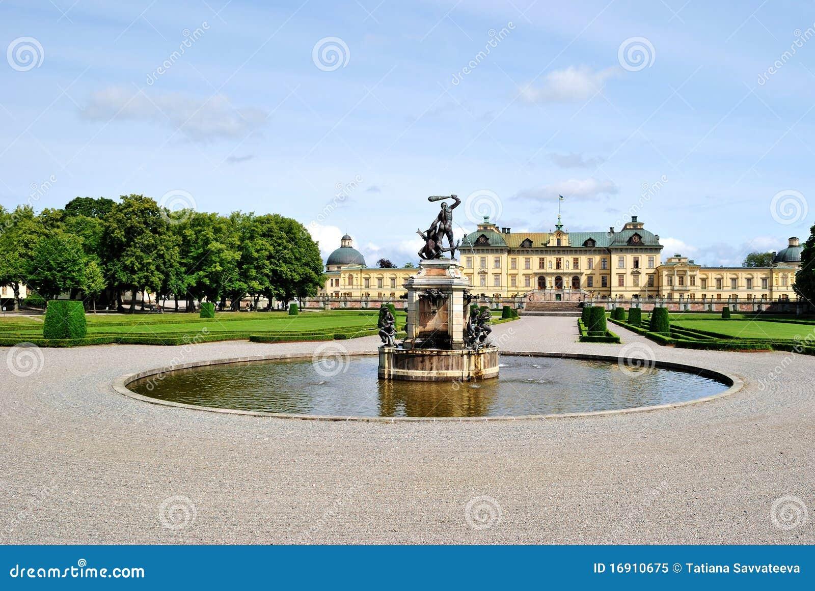 Éstocolmo, Drottningholm