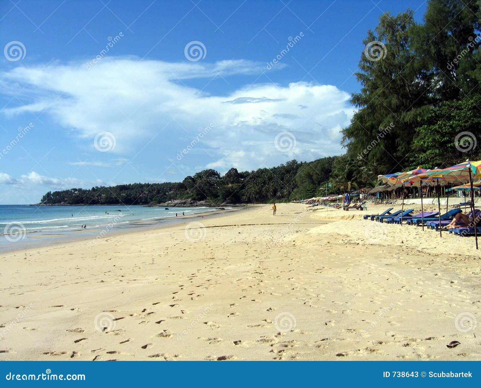 Été à la plage