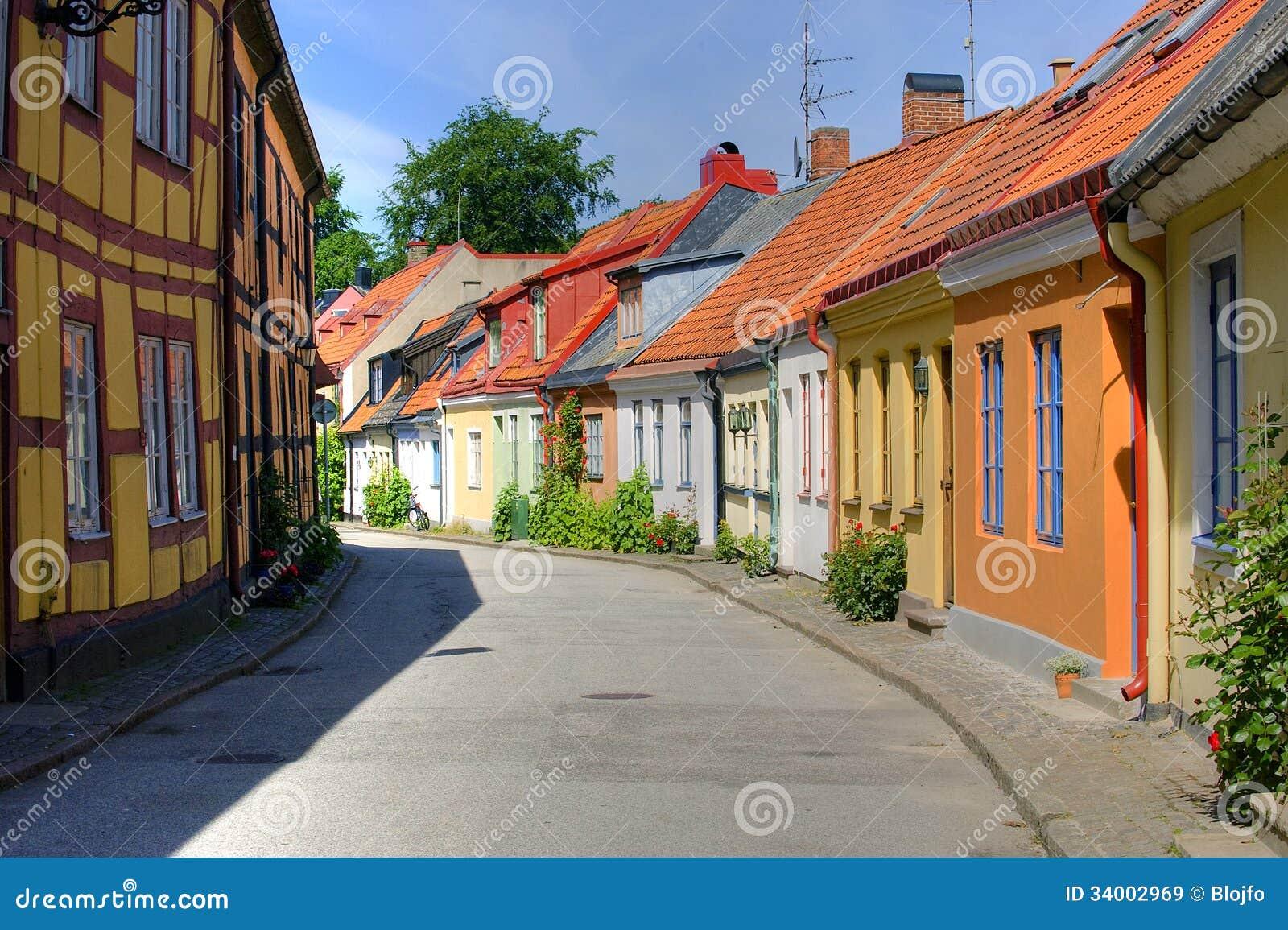 Été dans Ystad