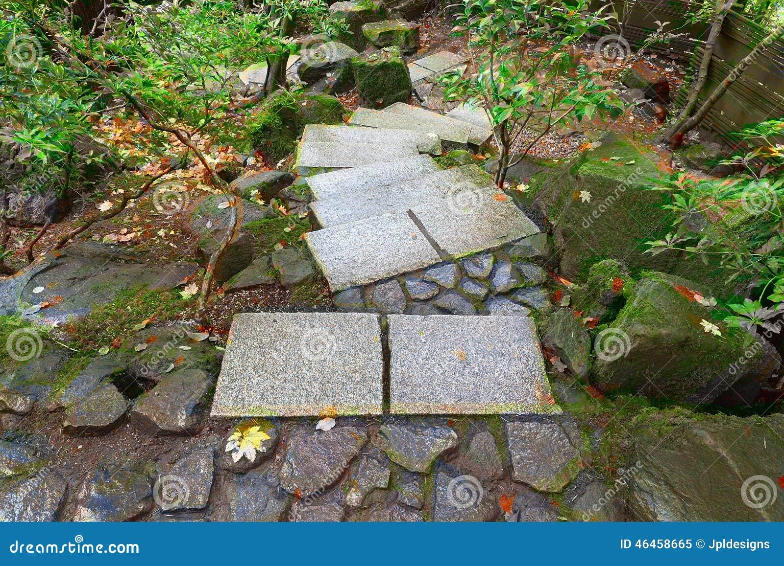Tapes en pierre au jardin japonais autumn season photo for Jardin japonais pierre