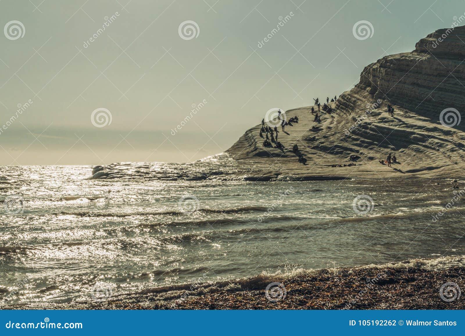 Étapes turques à Agrigente