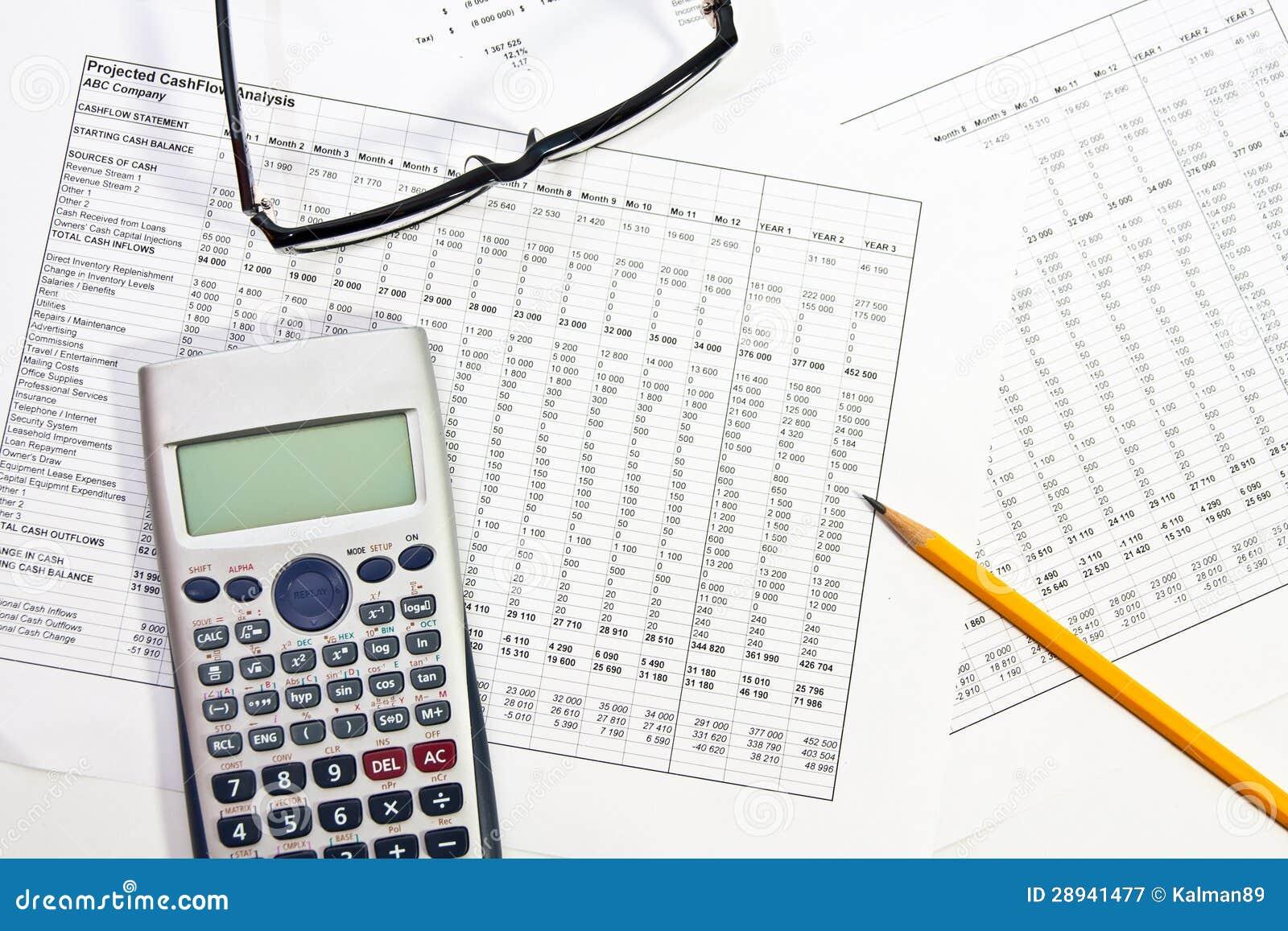 État de finances