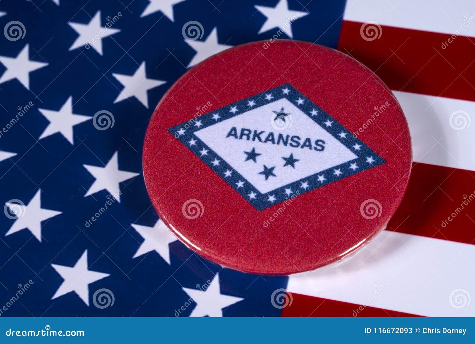 État de l Arkansas aux Etats-Unis