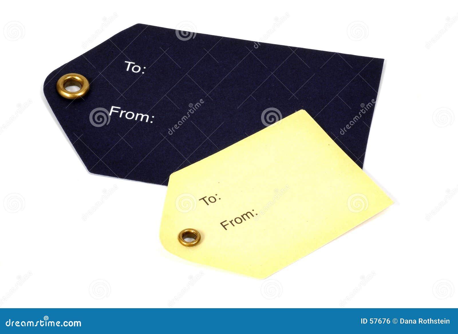 Download Étiquettes de couleur photo stock. Image du contact, cadeau - 57676