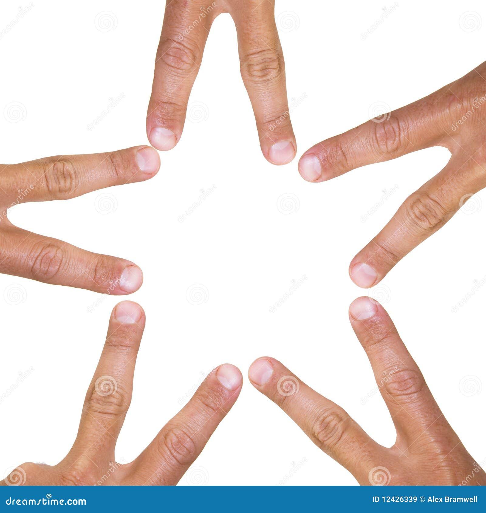 Étoile de doigt