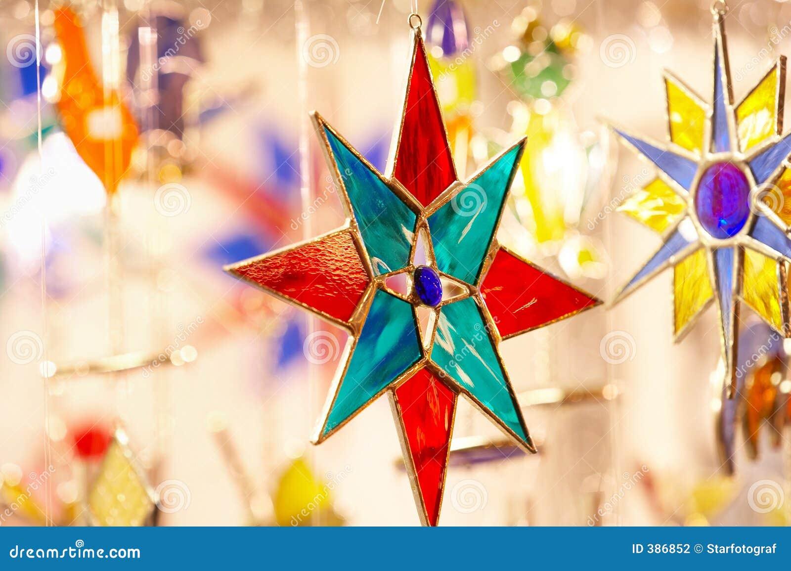 Étoile de Noël - Weihnachtsstern