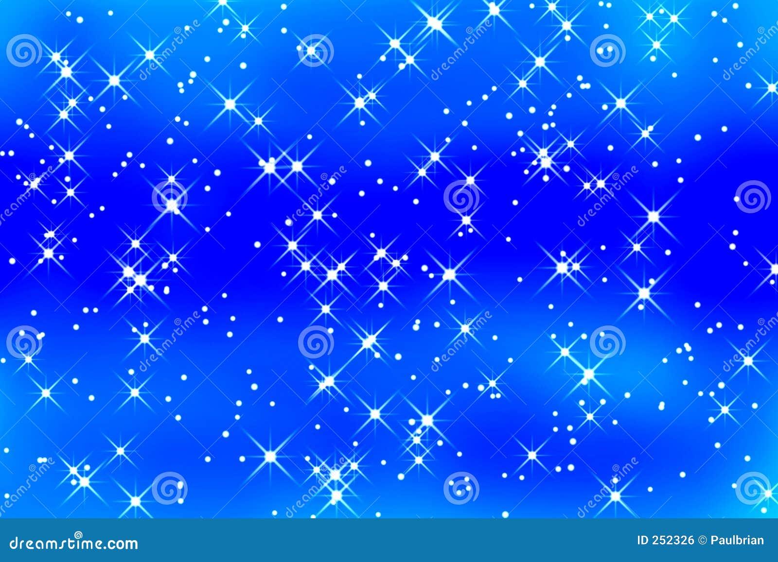 Étoiles de scintillement
