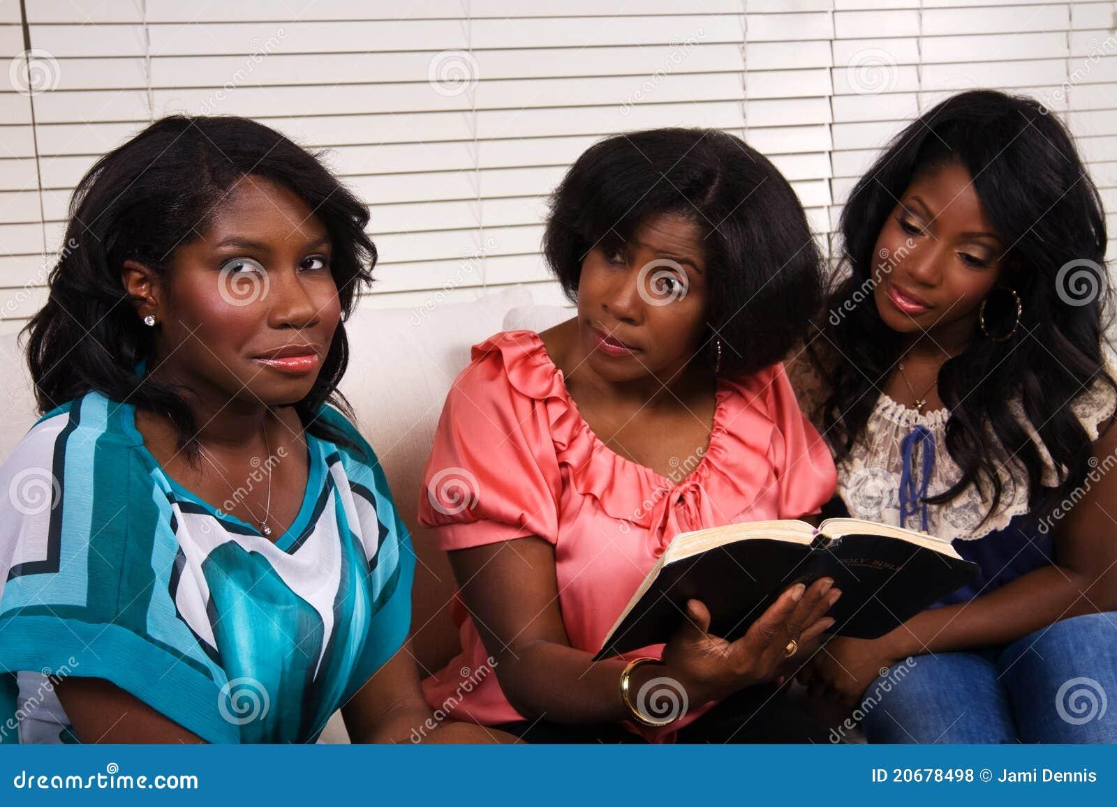 Étude de bible de famille