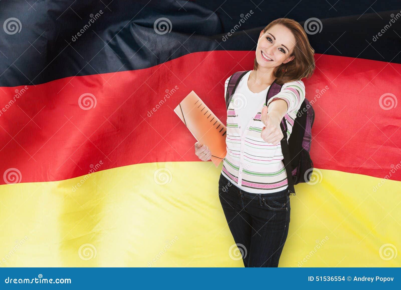 Pouce goo goo allemand