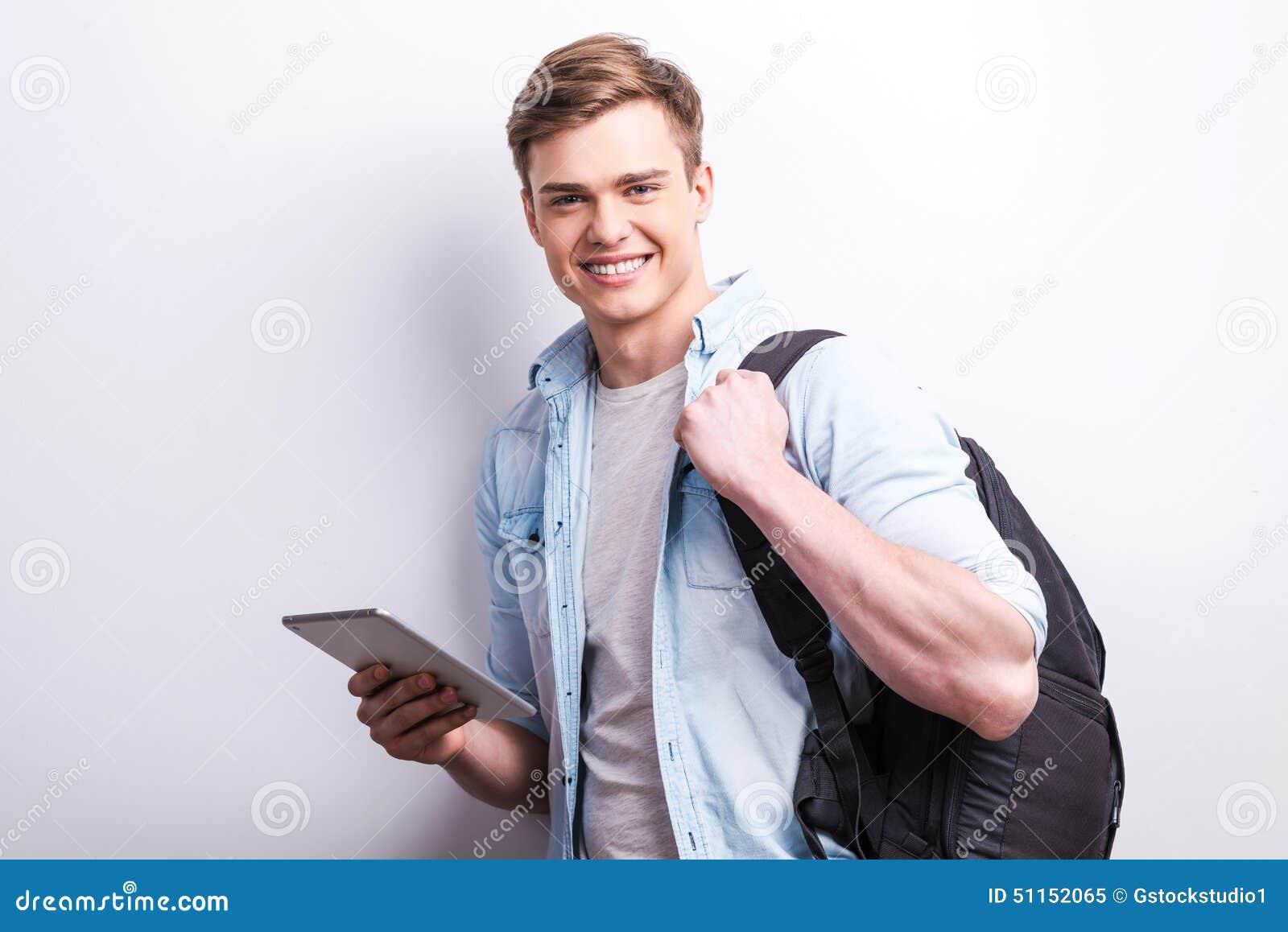 étudiant moderne