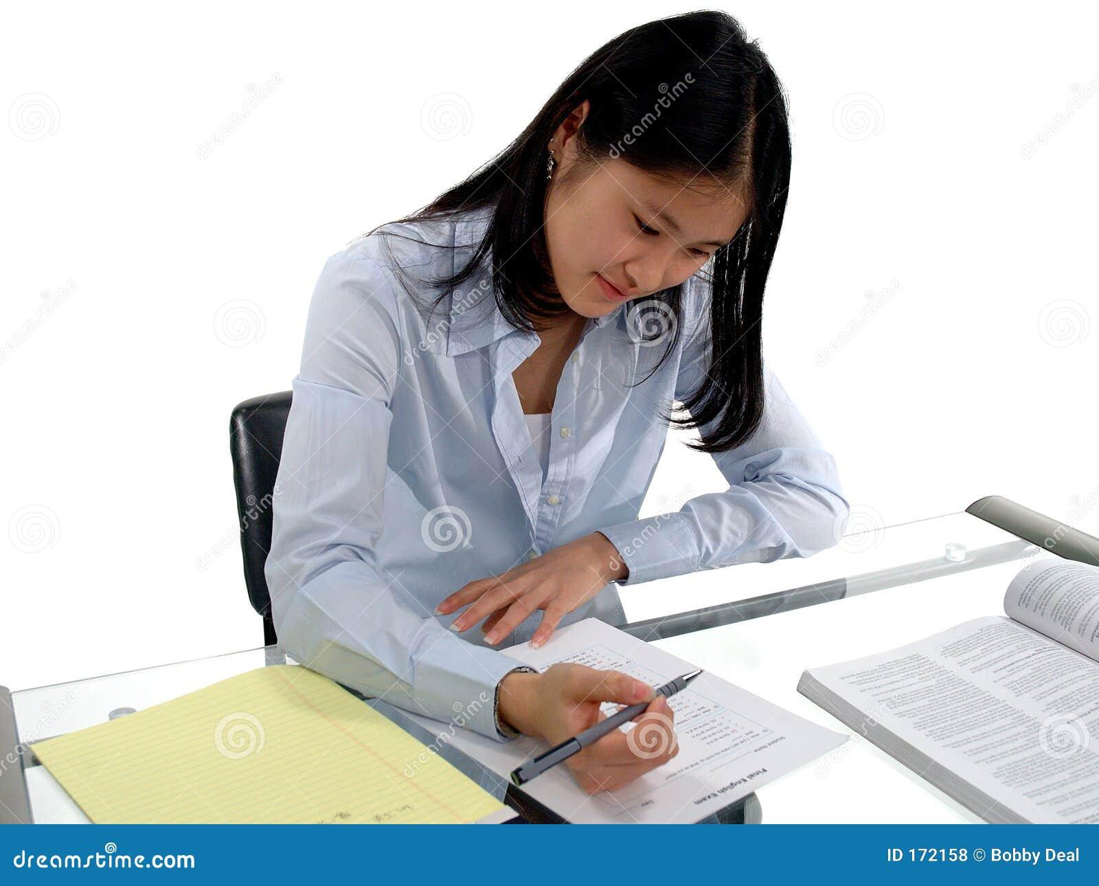 Étudiant testant 2