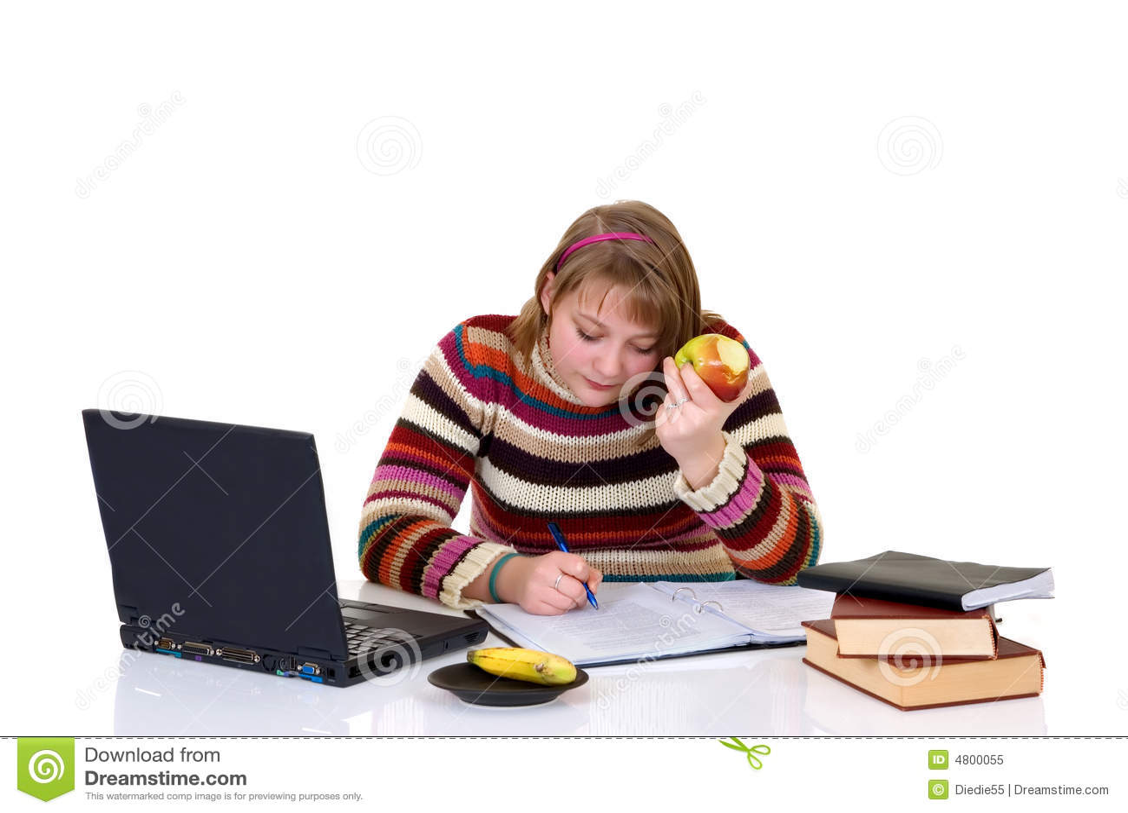 Sur le travail adolescent