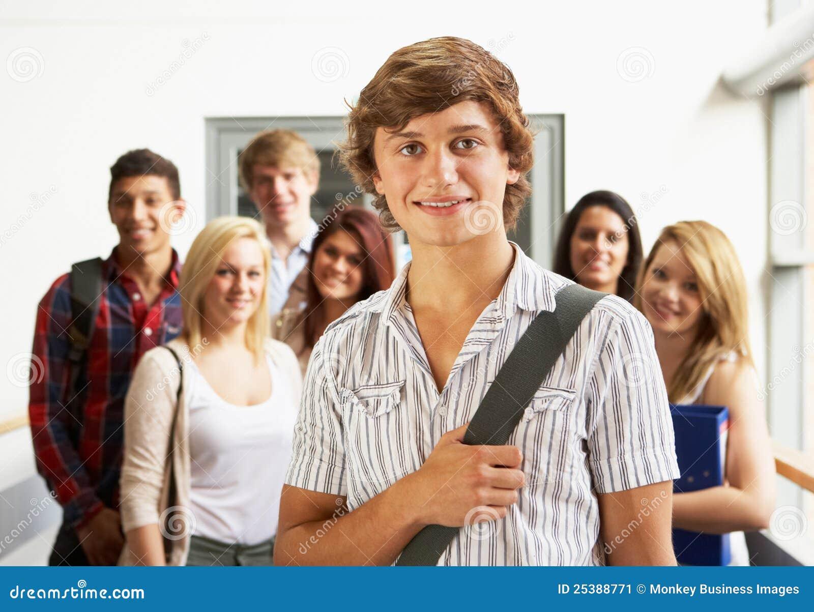 Étudiants dans l université