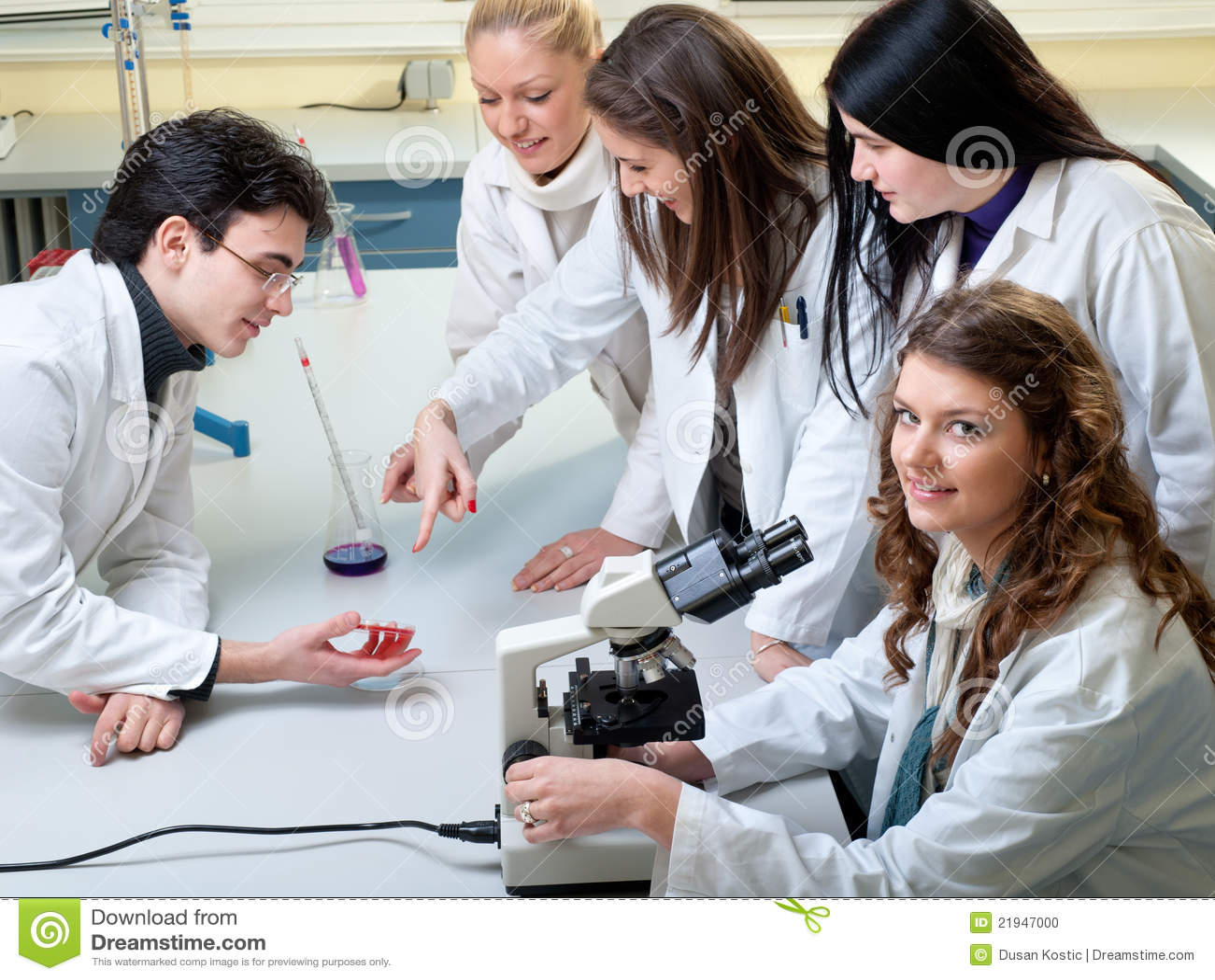 Étudiants en médecine