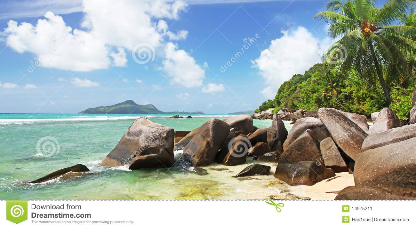 Évasion des Seychelles au paradis