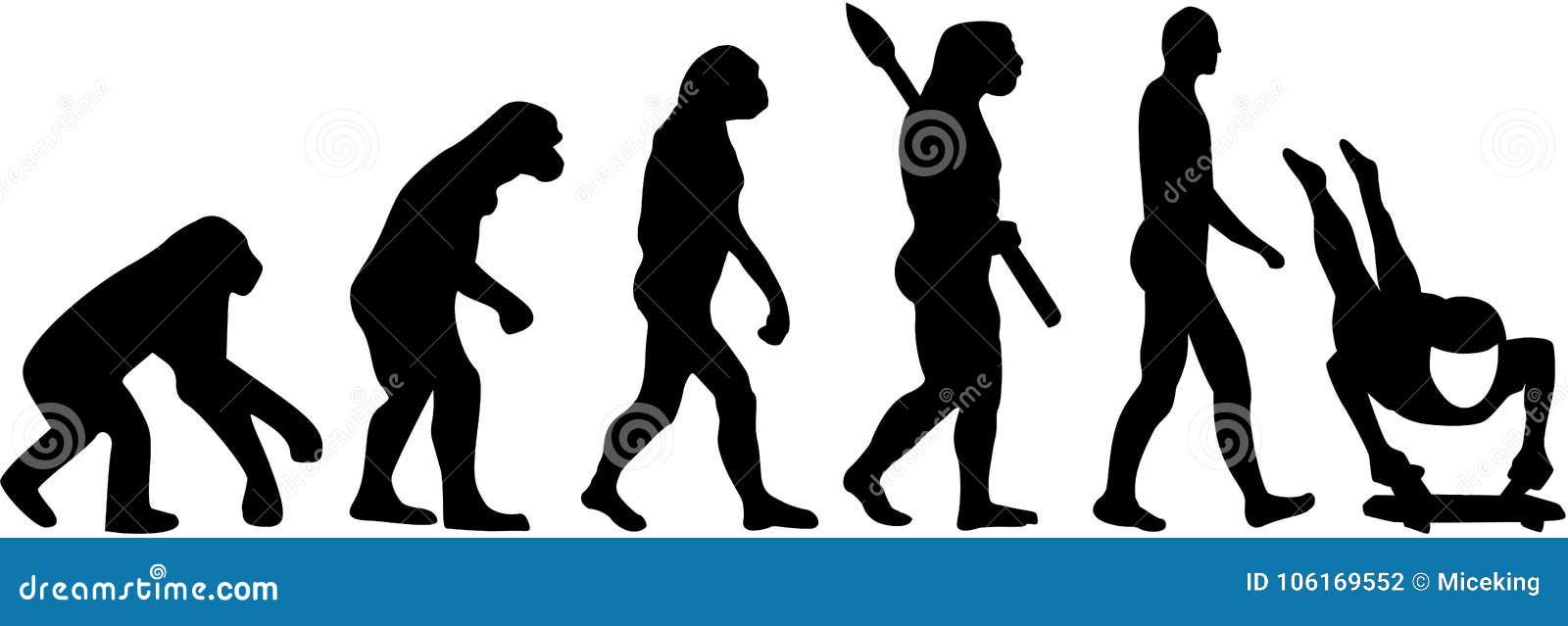 Évolution squelettique