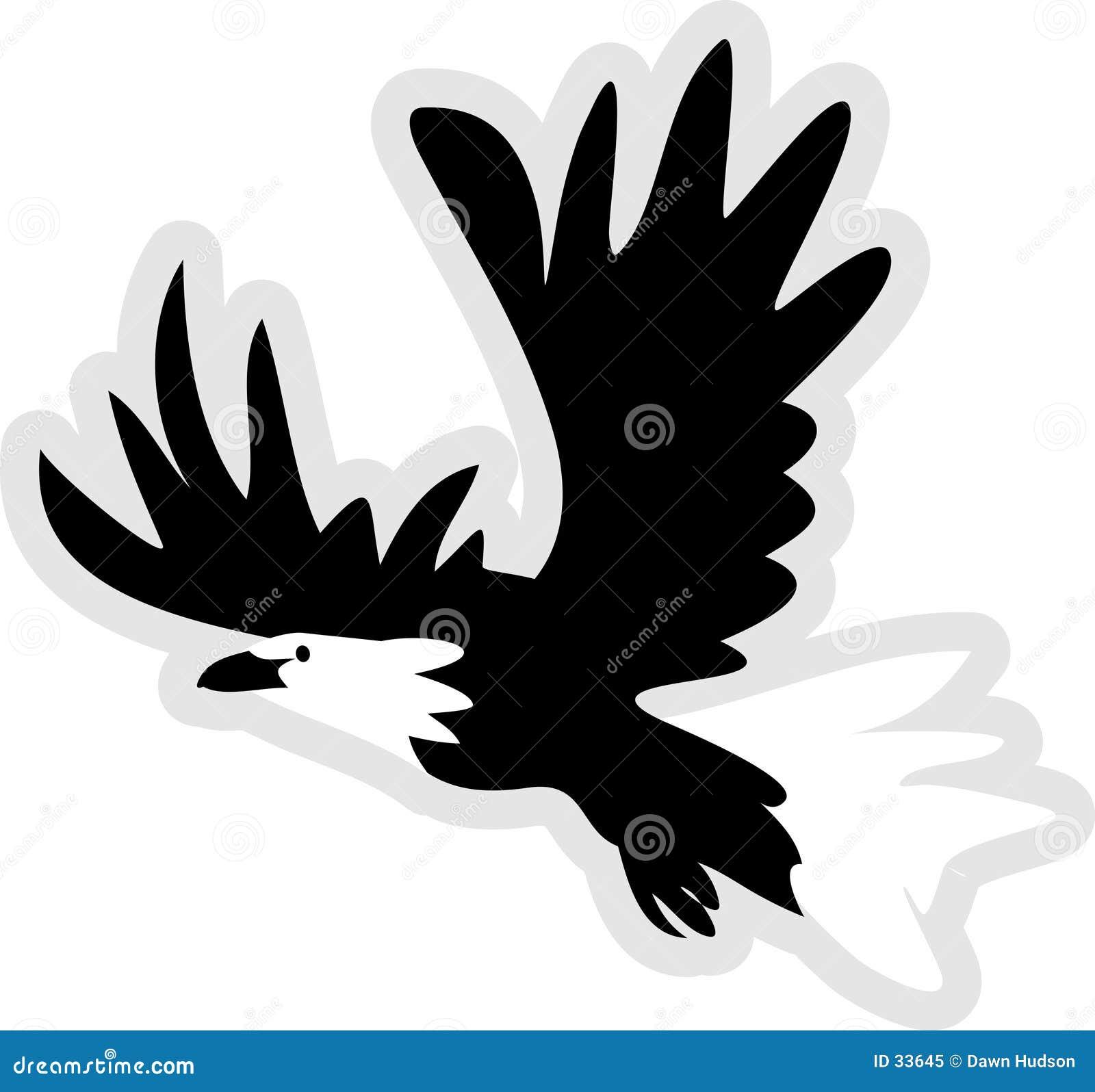 Ícone da águia calva