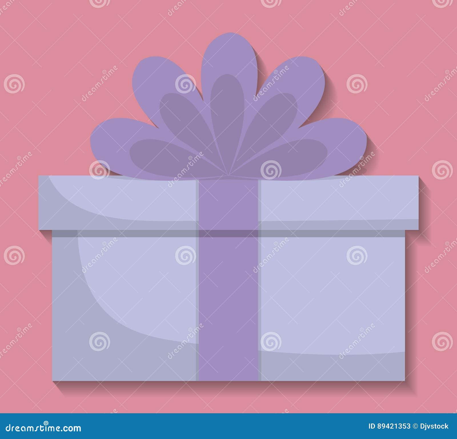 Ícone da caixa de presente