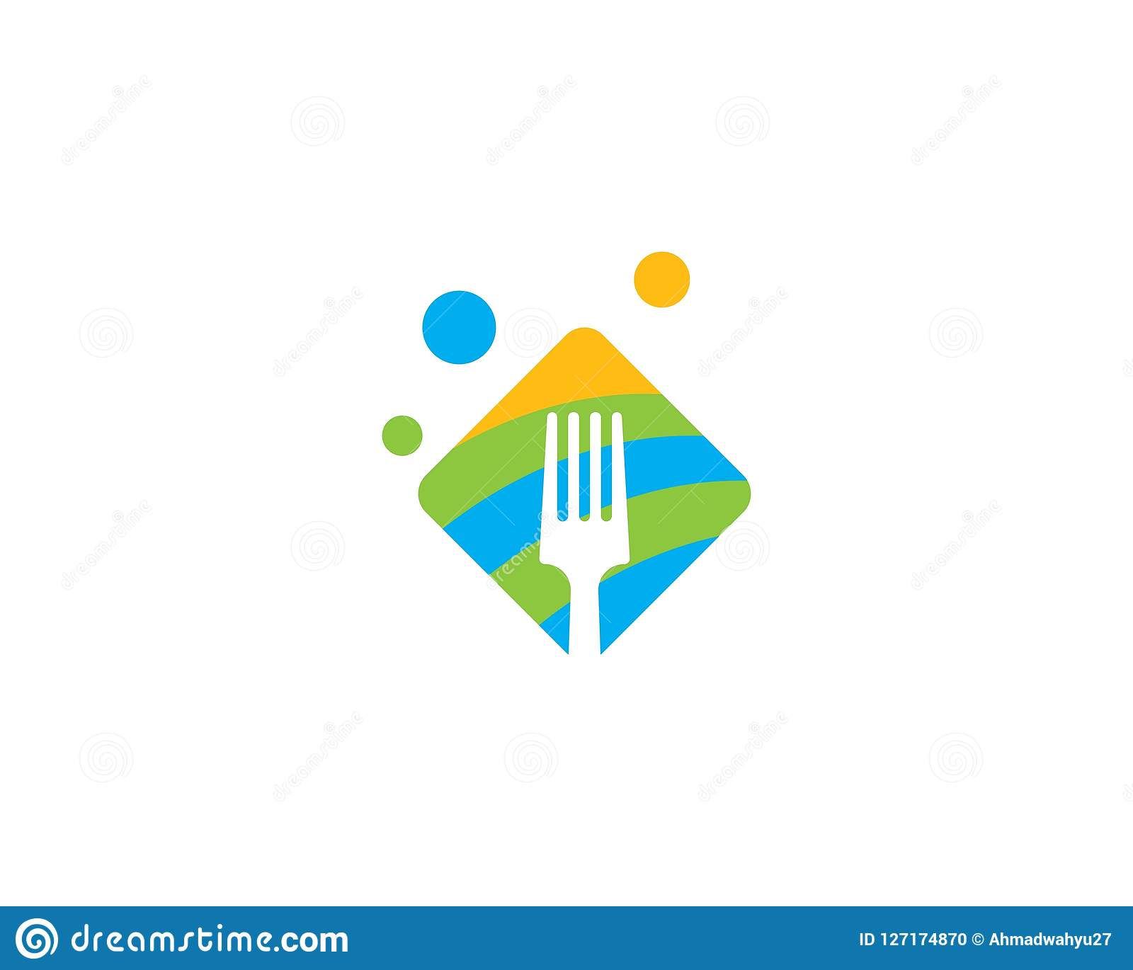 ícone da forquilha, da faca e da colher