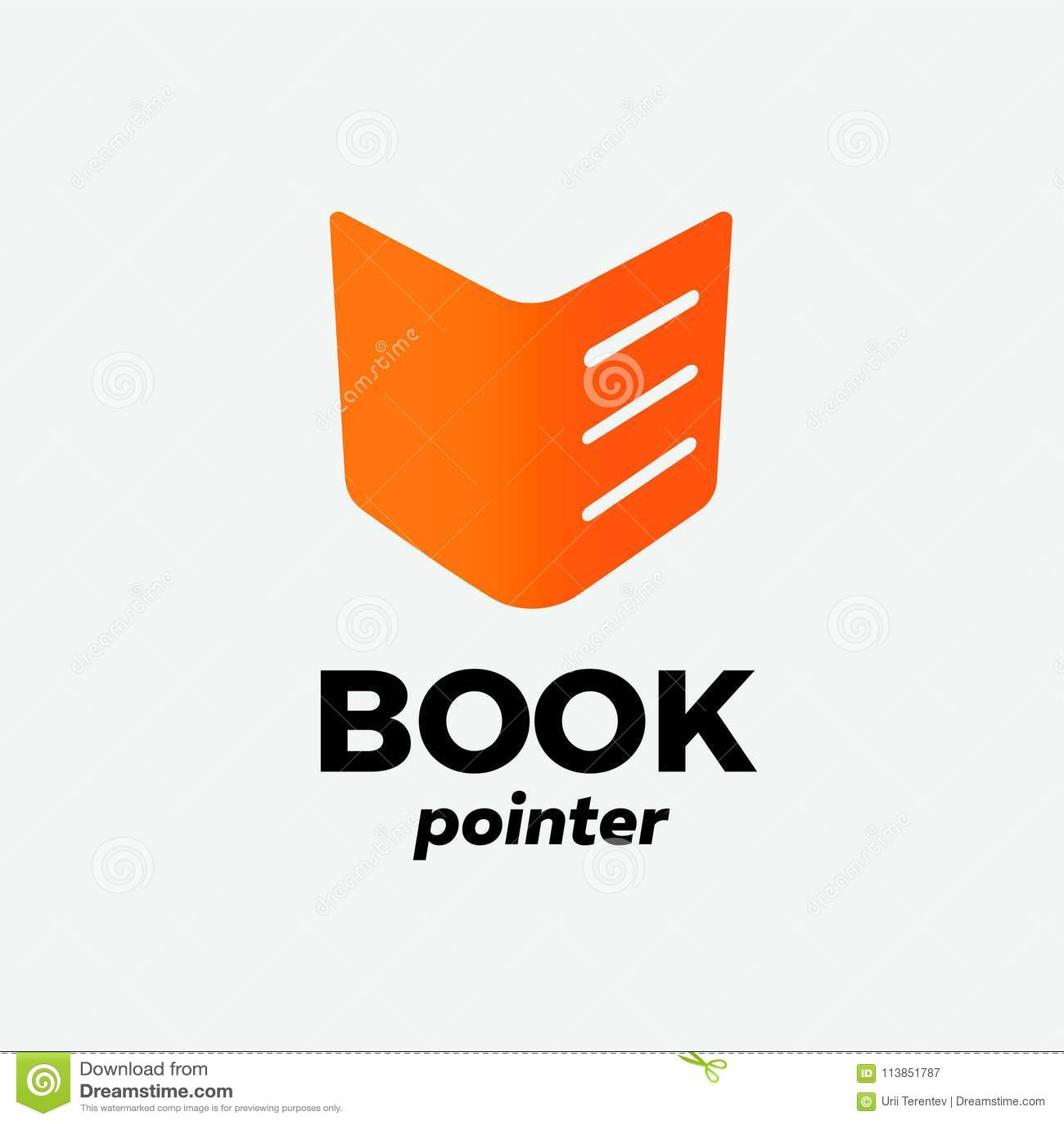 Ícone da laranja do livro