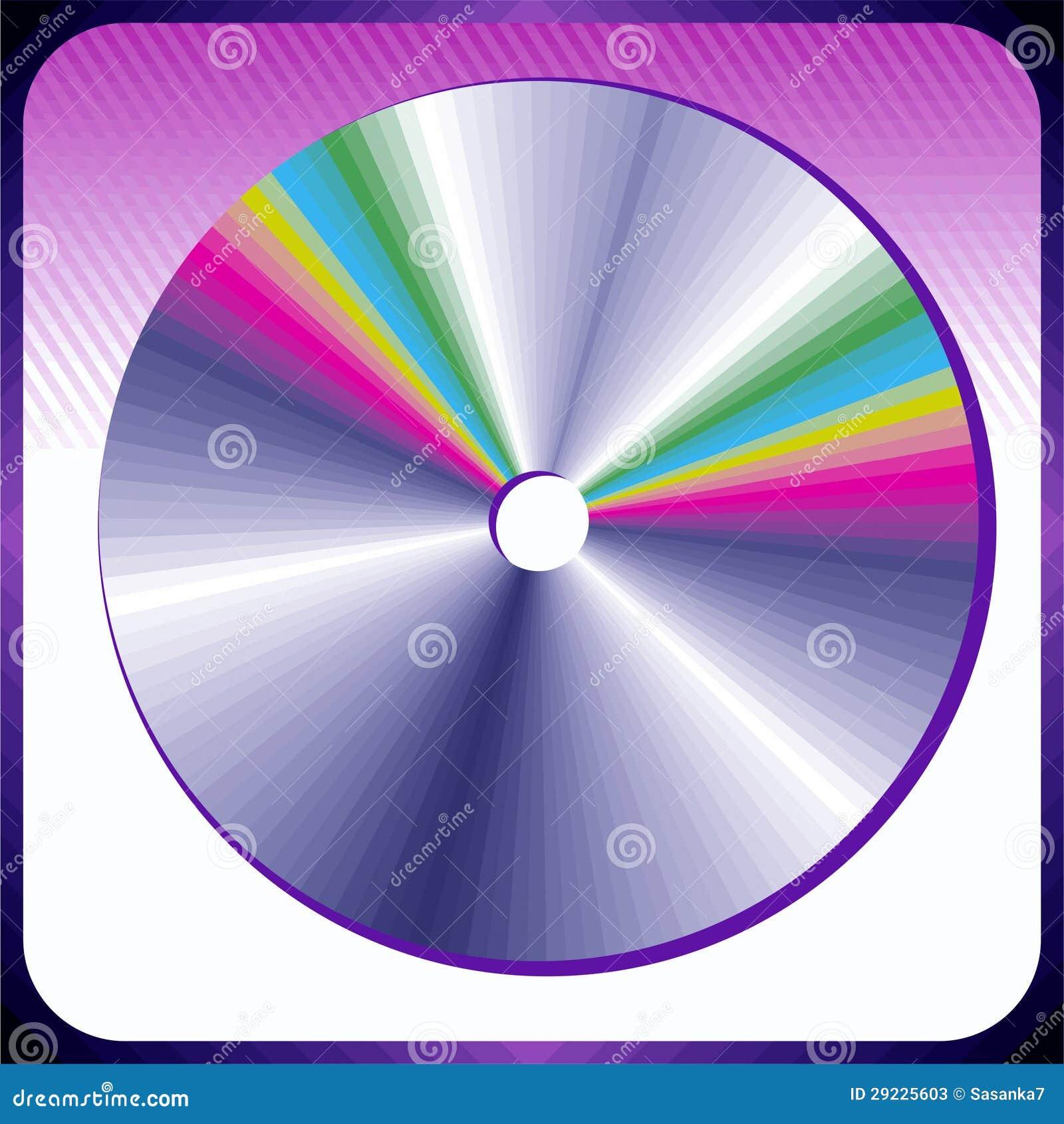 Download Ícone Da Música Do Arco-íris Ilustração Stock - Ilustração de sinal, multicolored: 29225603