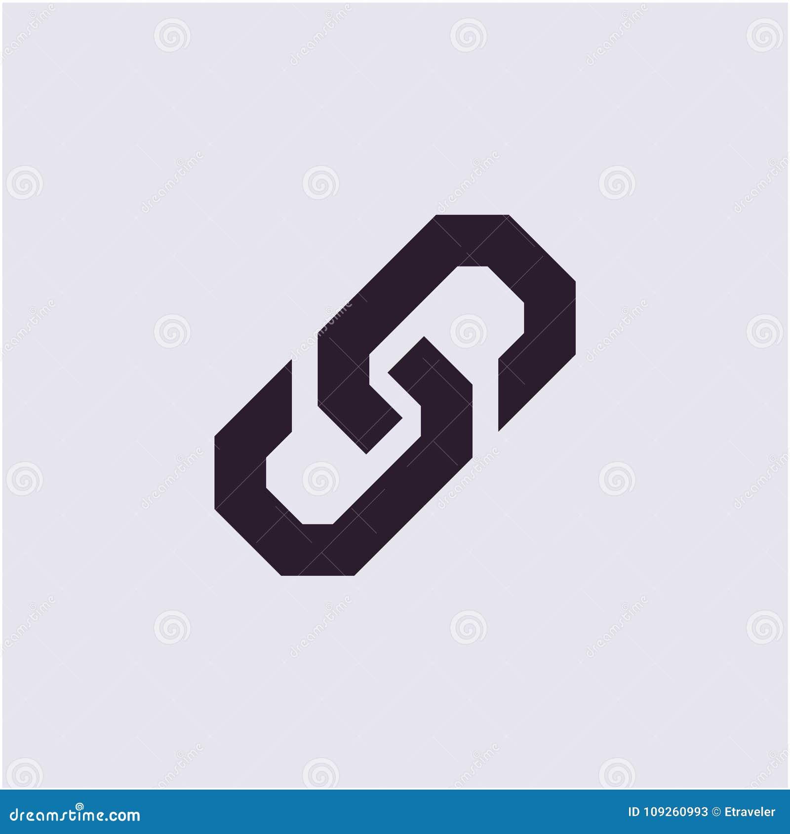 Ícone da relação, ícone chain