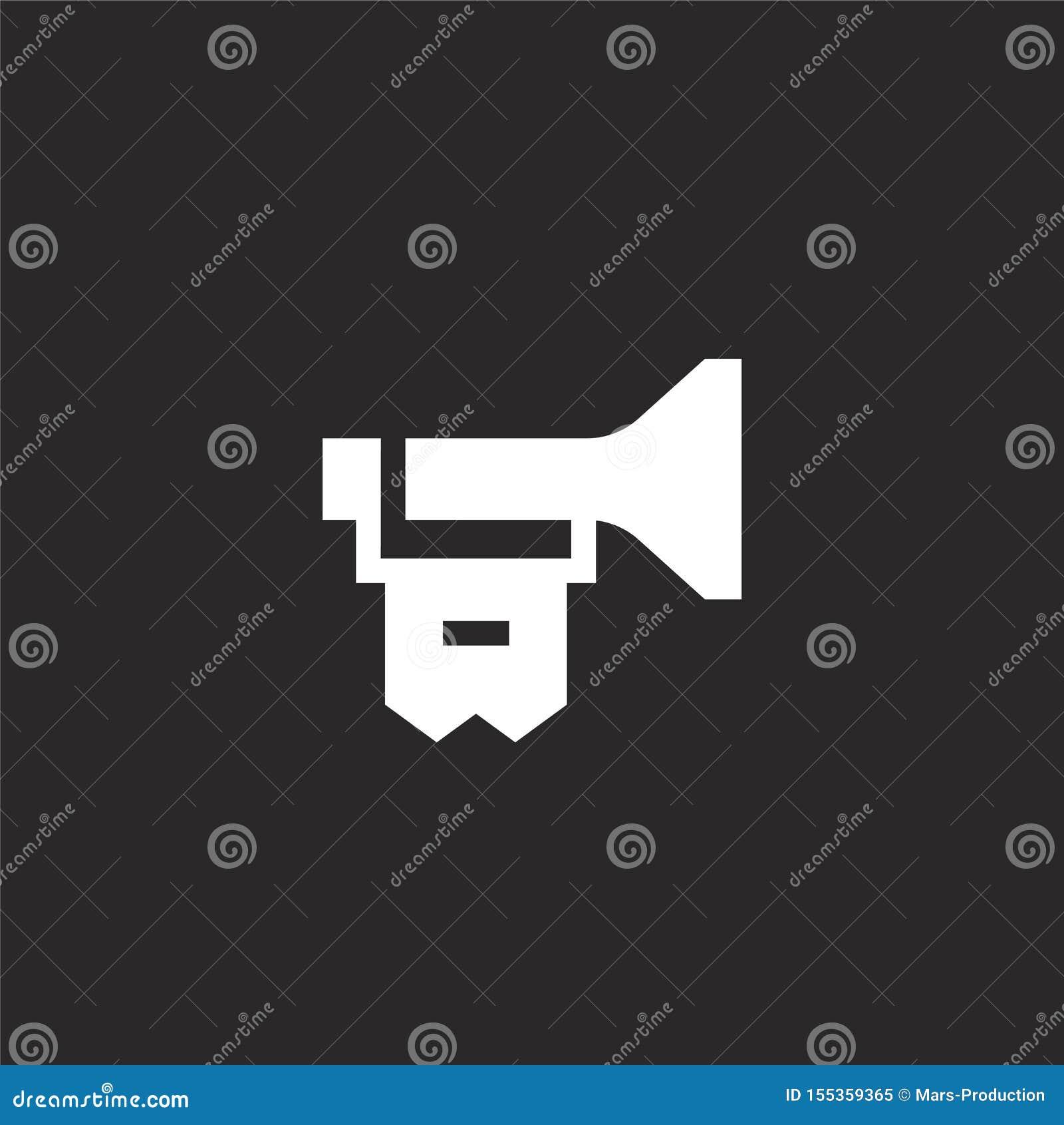 ícone das culturas Ícone enchido das culturas para o projeto do Web site e o móbil, desenvolvimento do app ícone das culturas da
