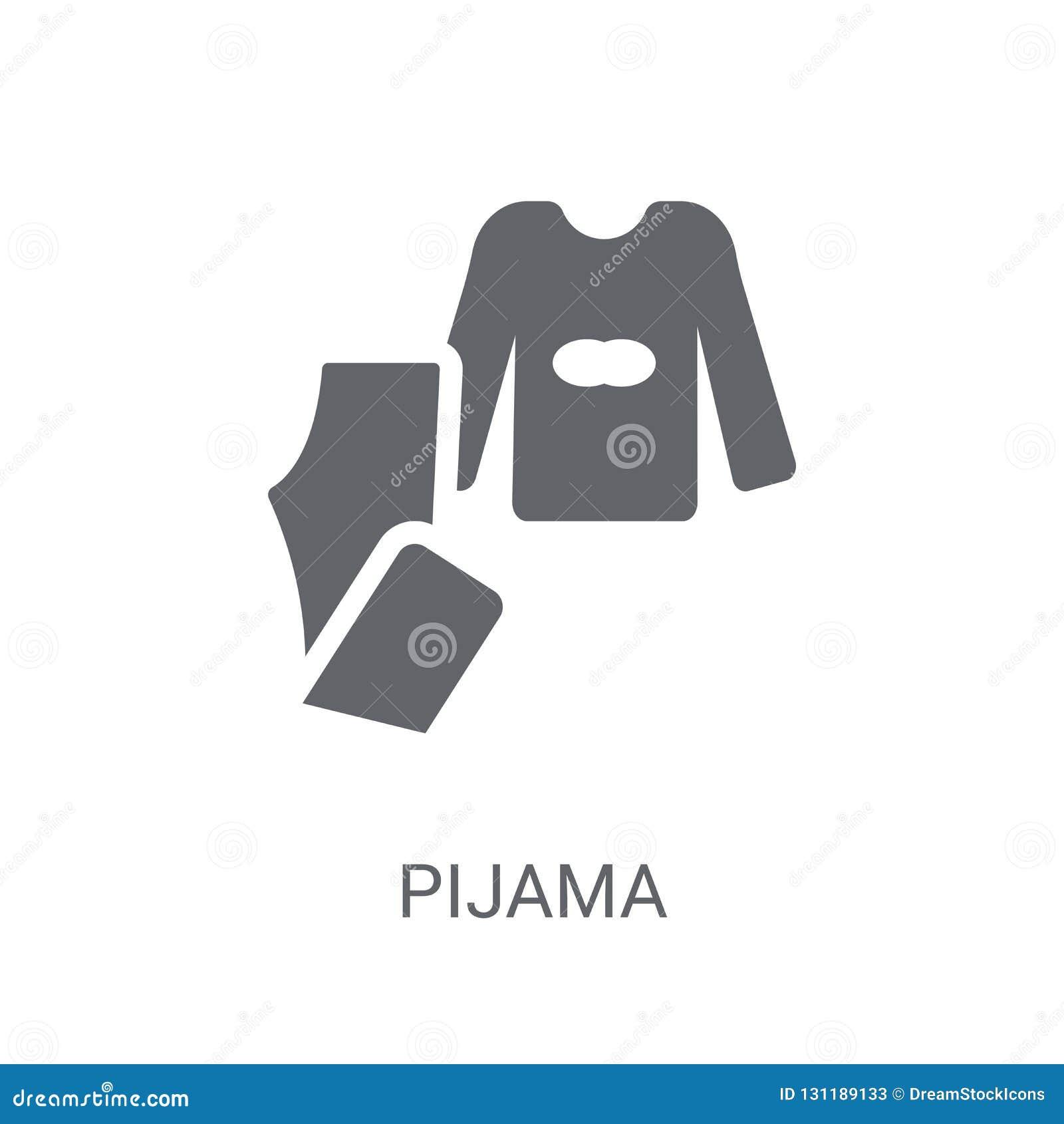Ícone de Pijama