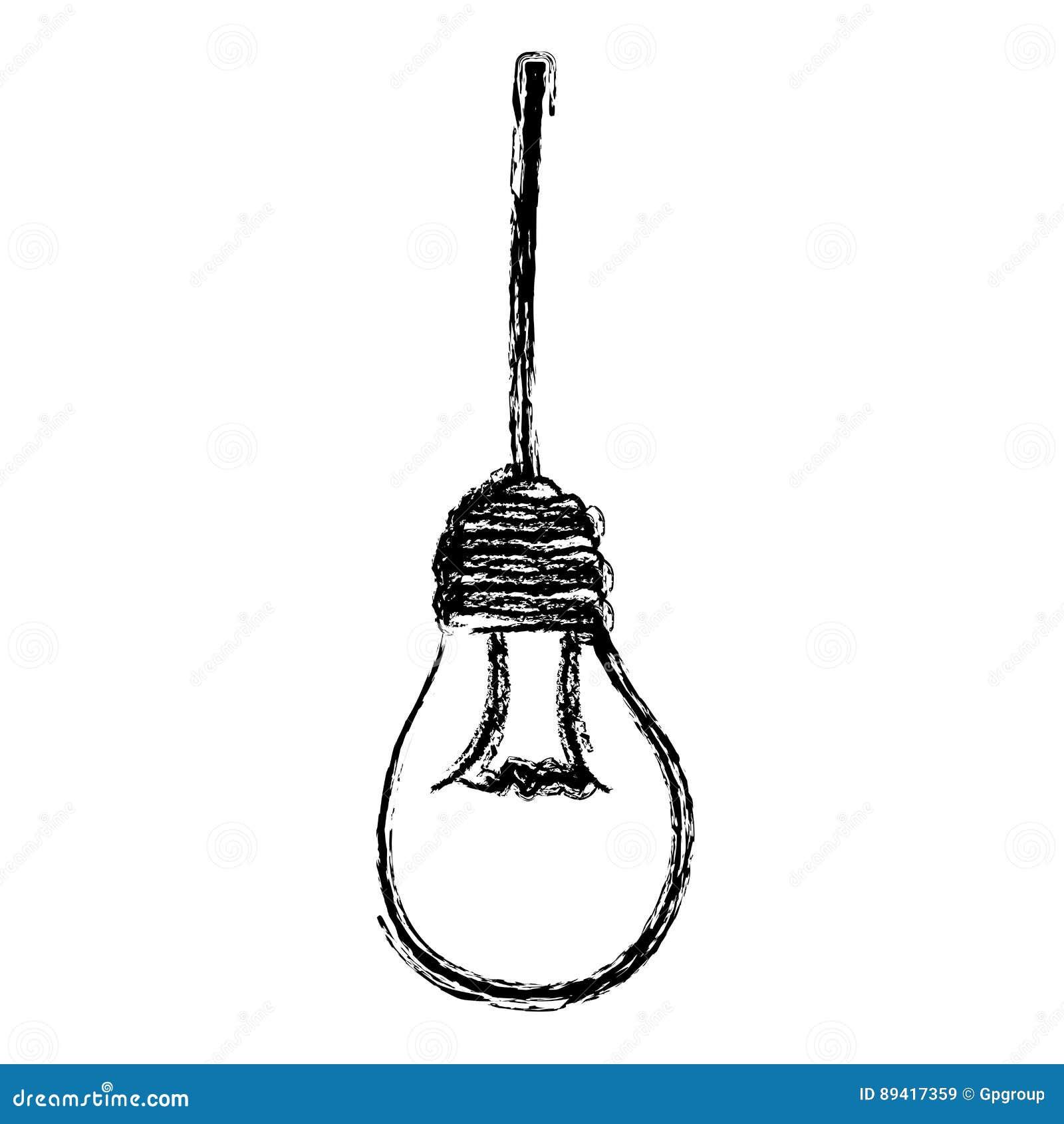 ícone de suspensão da ampola