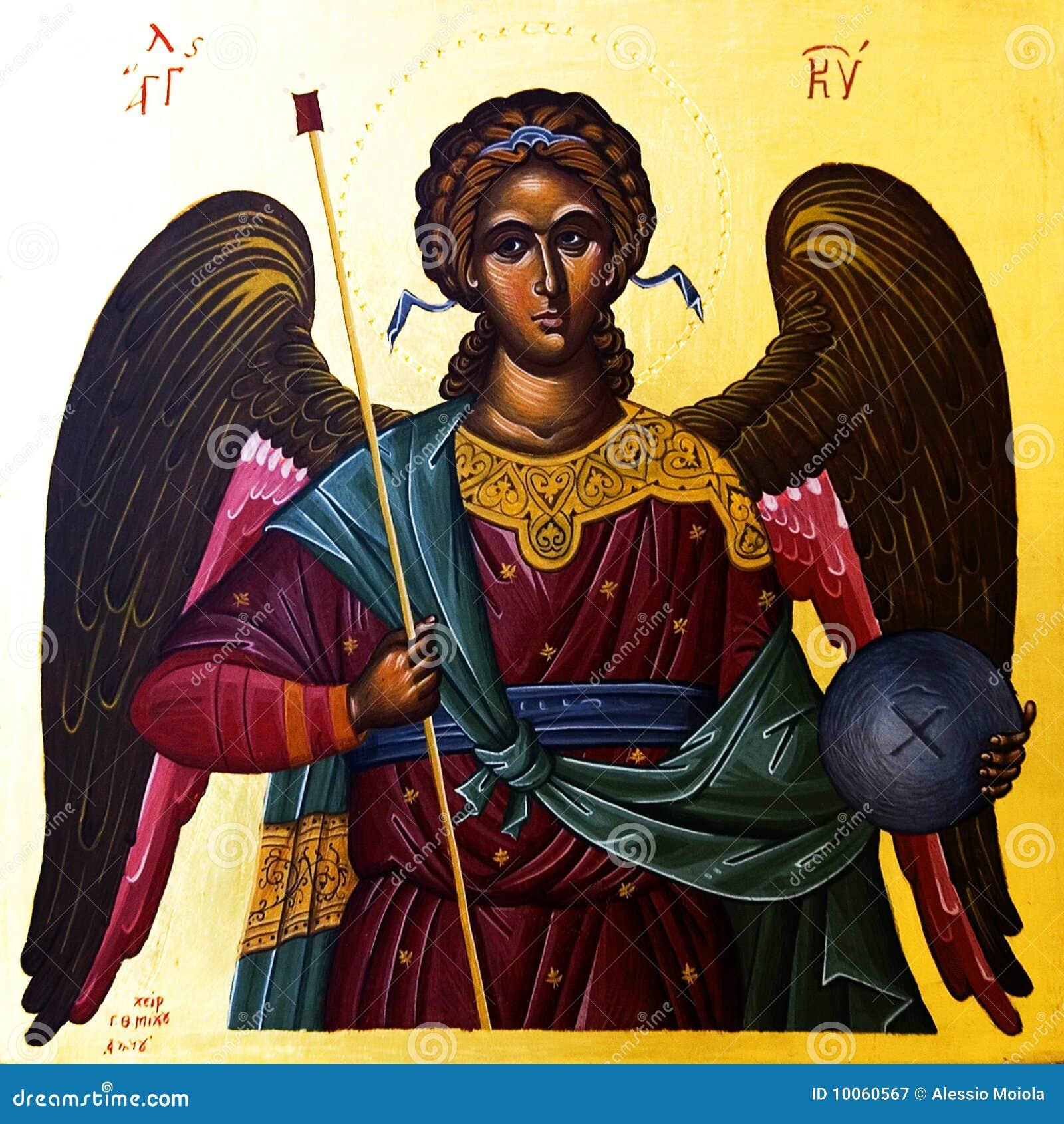 Ícone do Archangel Gabriel