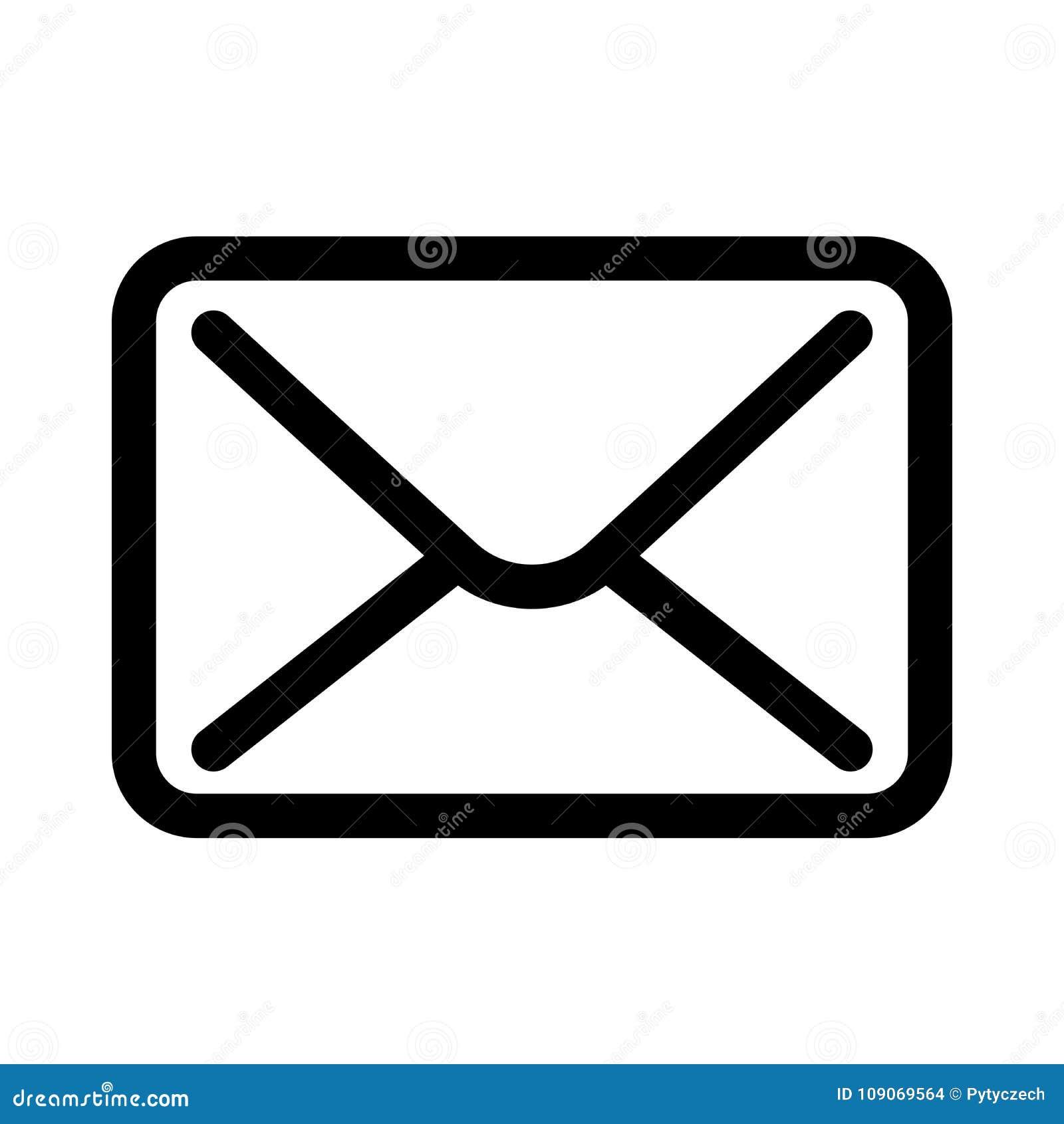 Resultado de imagem para símbolo do envelope correio