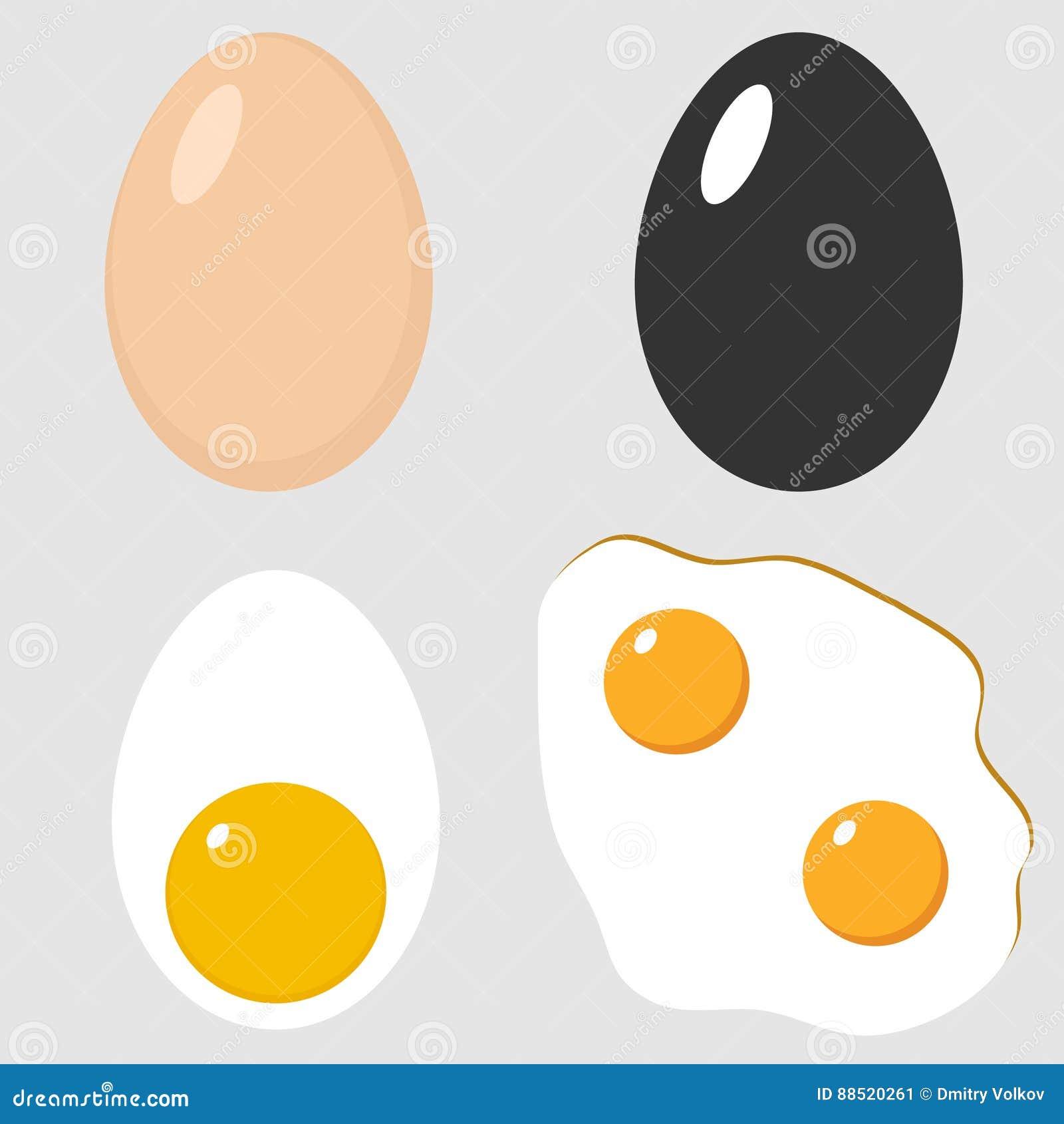 Ícone do ovo da galinha